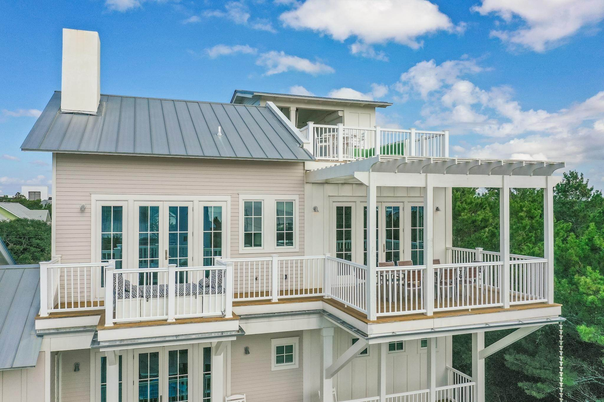 65. Single Family Home for Sale at 325 Walton Rose Lane Inlet Beach, Florida,32461 United States