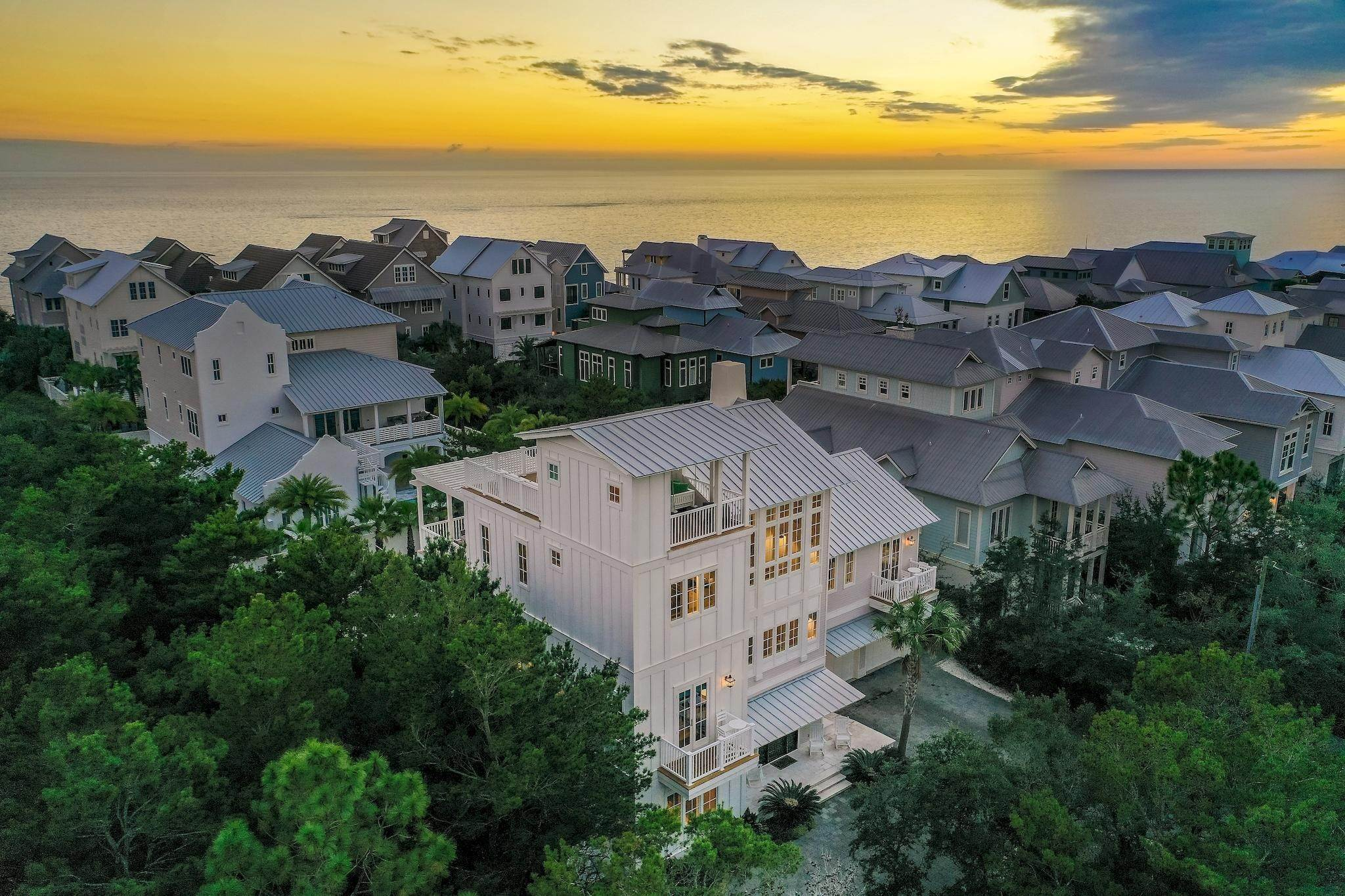 79. Single Family Home for Sale at 325 Walton Rose Lane Inlet Beach, Florida,32461 United States
