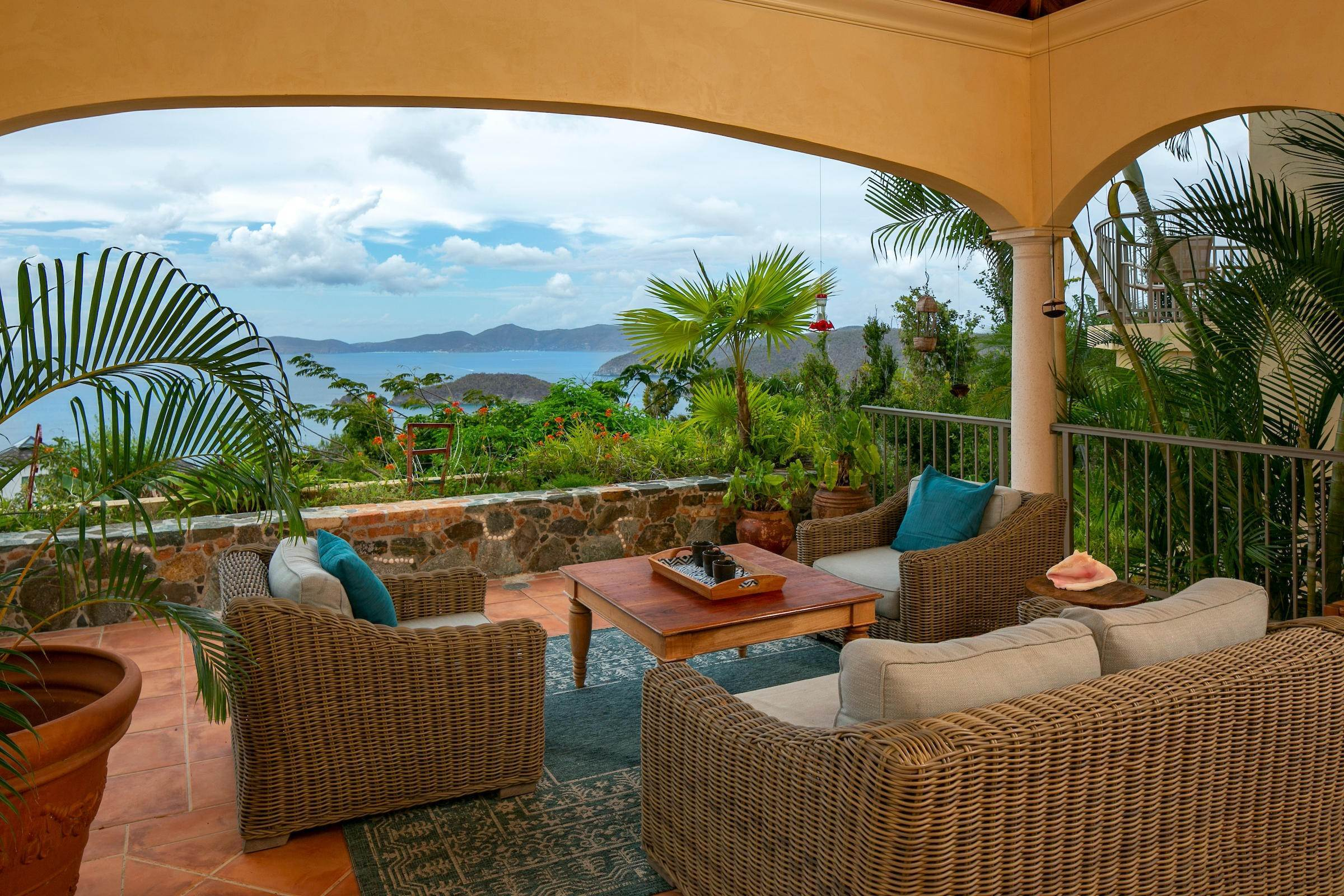 Single Family Home pour l à vendre à 3-16A Catherineberg Cruz Bay St John, Virgin Islands,00830 Isles Vierges Américaines