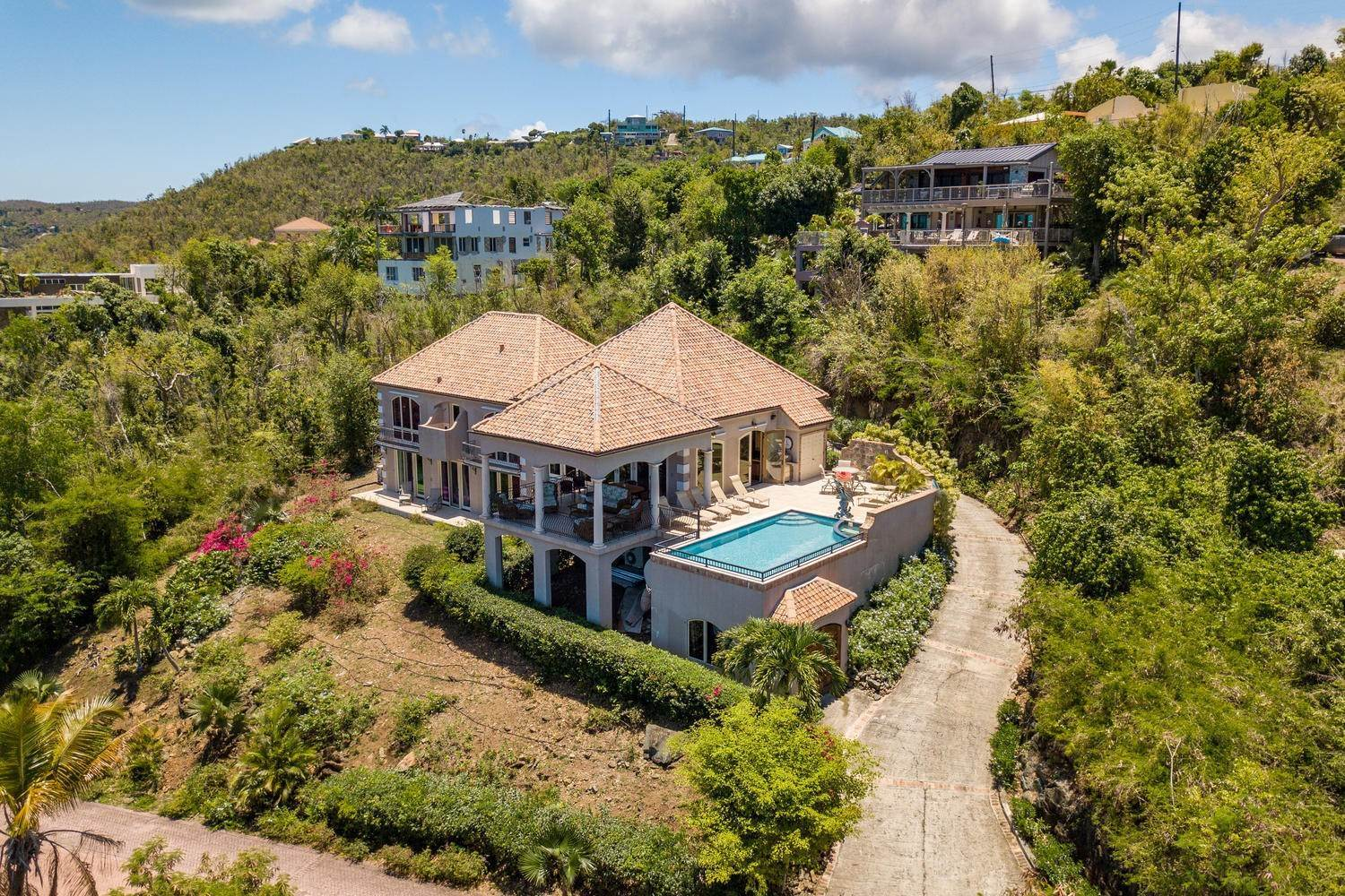 6. Single Family Home for Sale at 3B-53 Sans Soucci & Guinea Gut Cruz Bay St John, Virgin Islands,00830 United States Virgin Islands