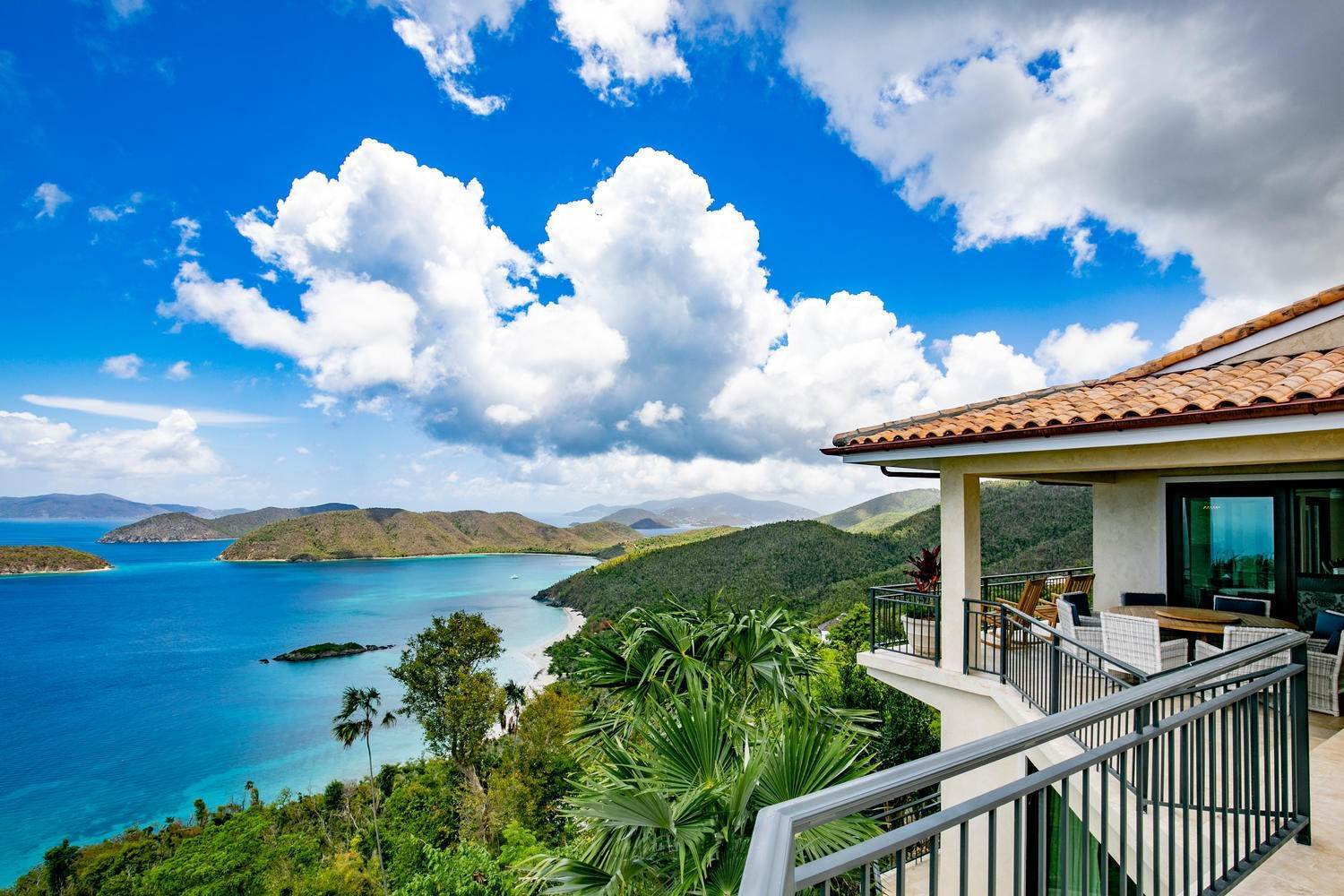 Single Family Home à 3-22 Catherineberg Cruz Bay St John, Virgin Islands,00830 Isles Vierges Américaines