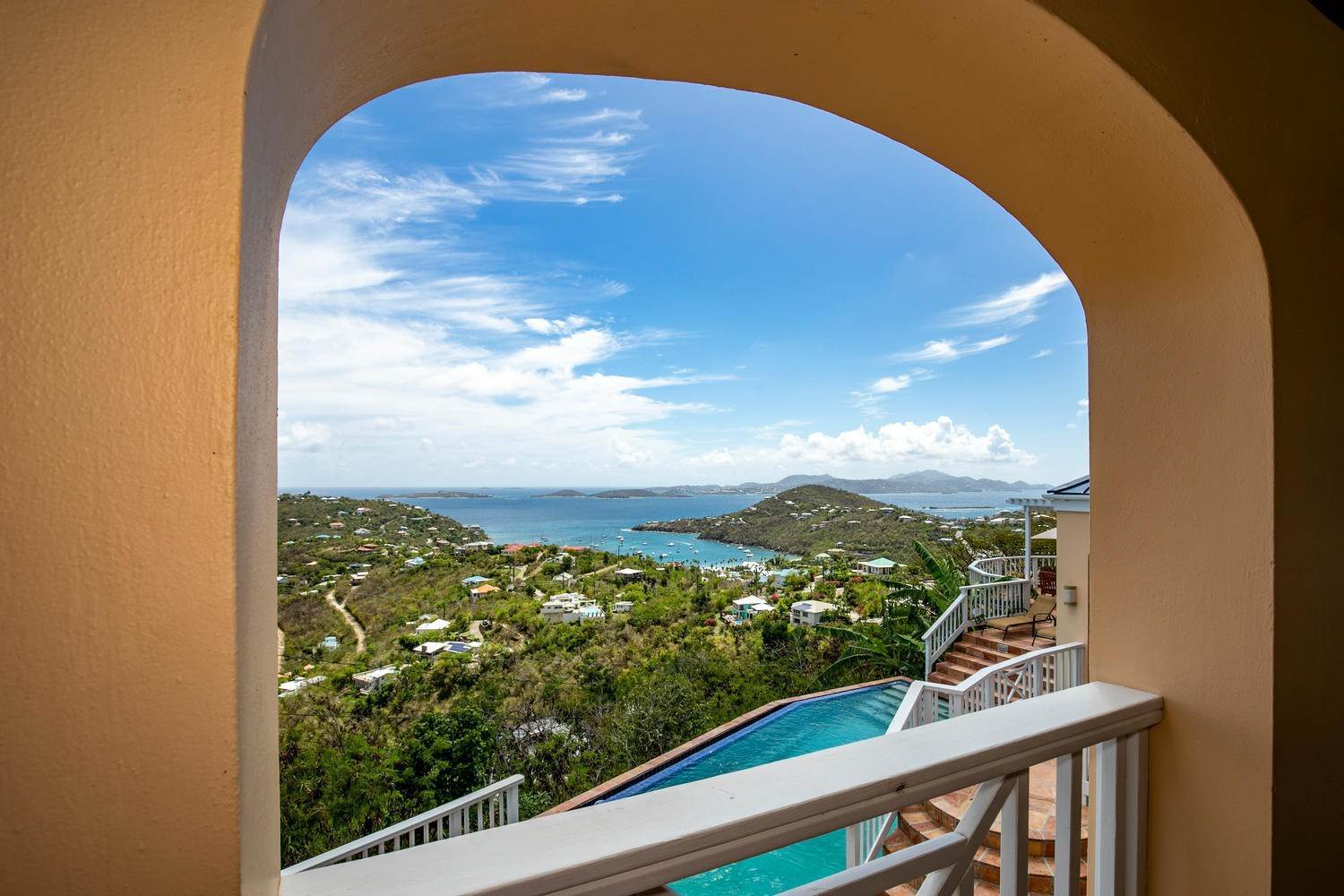 24. Single Family Home para Venda às 462 Chocolate Hole Cruz Bay St John, Virgin Islands,00830 U. S. Ilhas Virgens