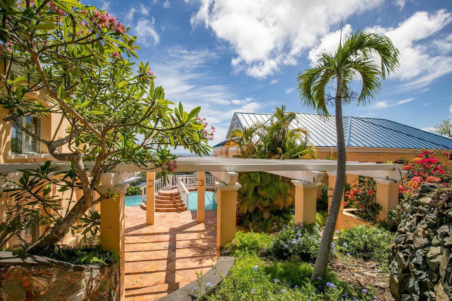25. Single Family Home para Venda às 462 Chocolate Hole Cruz Bay St John, Virgin Islands,00830 U. S. Ilhas Virgens