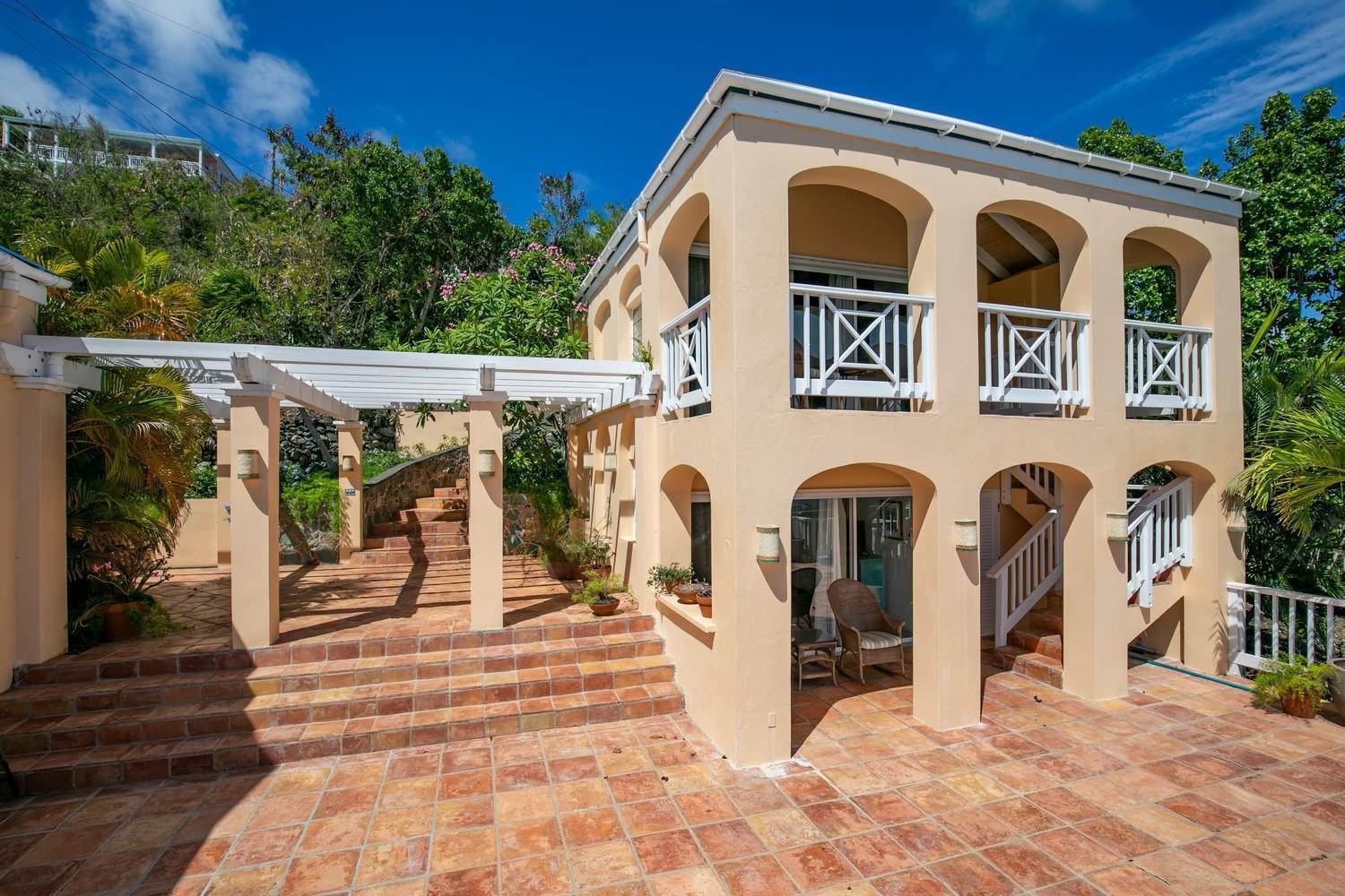 22. Single Family Home para Venda às 462 Chocolate Hole Cruz Bay St John, Virgin Islands,00830 U. S. Ilhas Virgens
