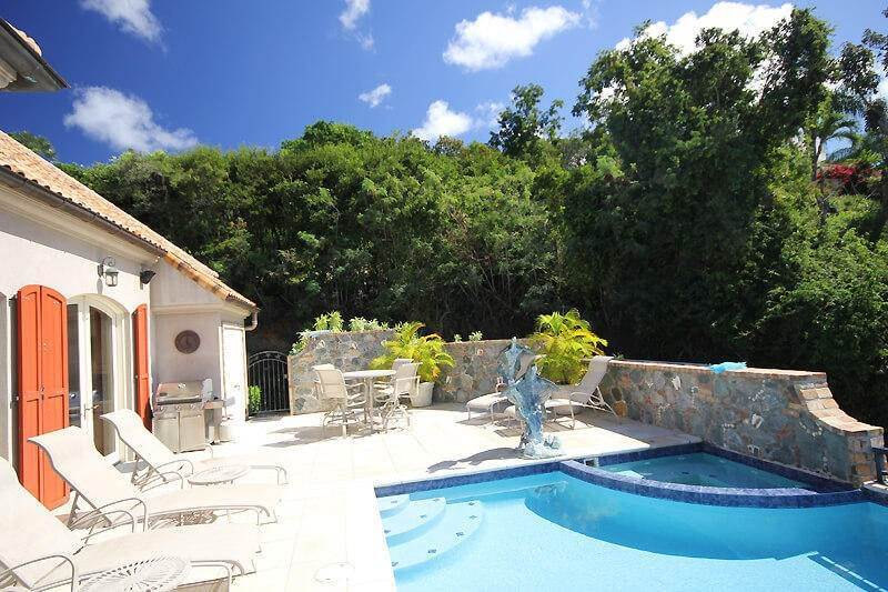 13. Single Family Home for Sale at 3B-53 Sans Soucci & Guinea Gut Cruz Bay St John, Virgin Islands,00830 United States Virgin Islands