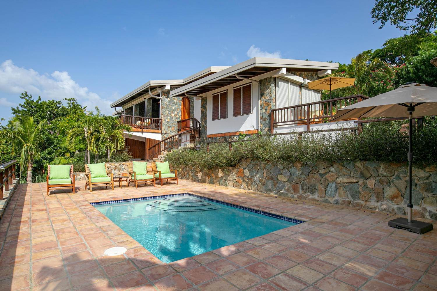 Single Family Home à 300-6 Chocolate Hole Cruz Bay St John, Virgin Islands,00830 Isles Vierges Américaines