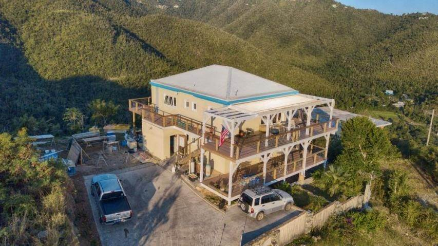 2. Single Family Home pour l à vendre à 1-5 Carolina Coral Bay St John, Virgin Islands,00830 Isles Vierges Américaines