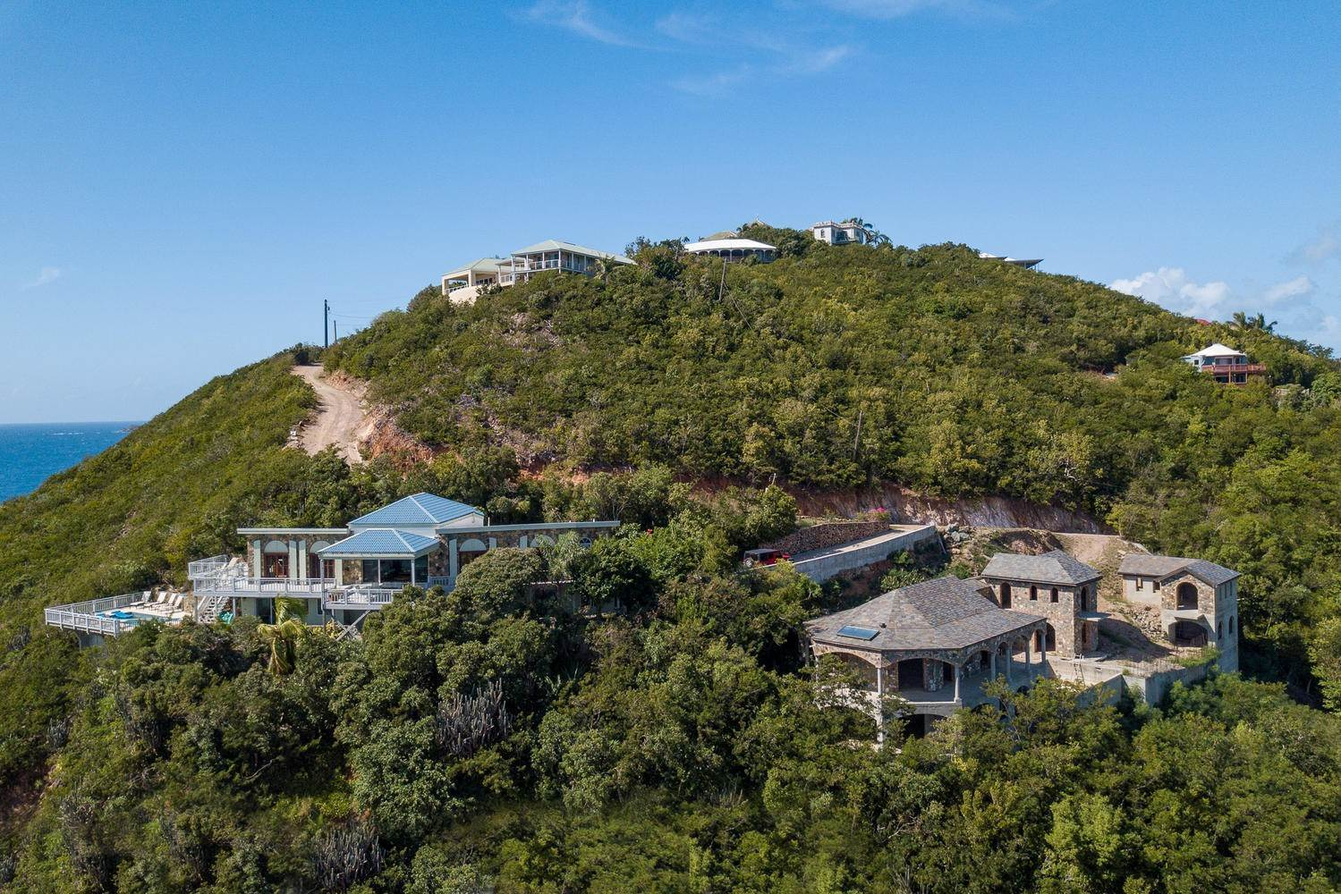 5. Single Family Home per Vendita alle ore 473 Chocolate Hole Cruz Bay St John, Virgin Islands,00830 Isole Vergini Americane