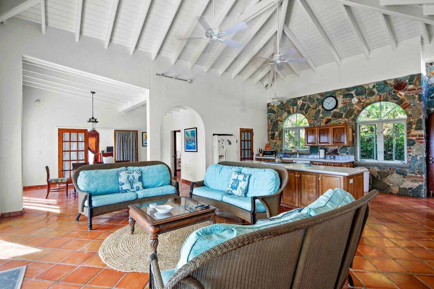 6. Single Family Home per Vendita alle ore 473 Chocolate Hole Cruz Bay St John, Virgin Islands,00830 Isole Vergini Americane