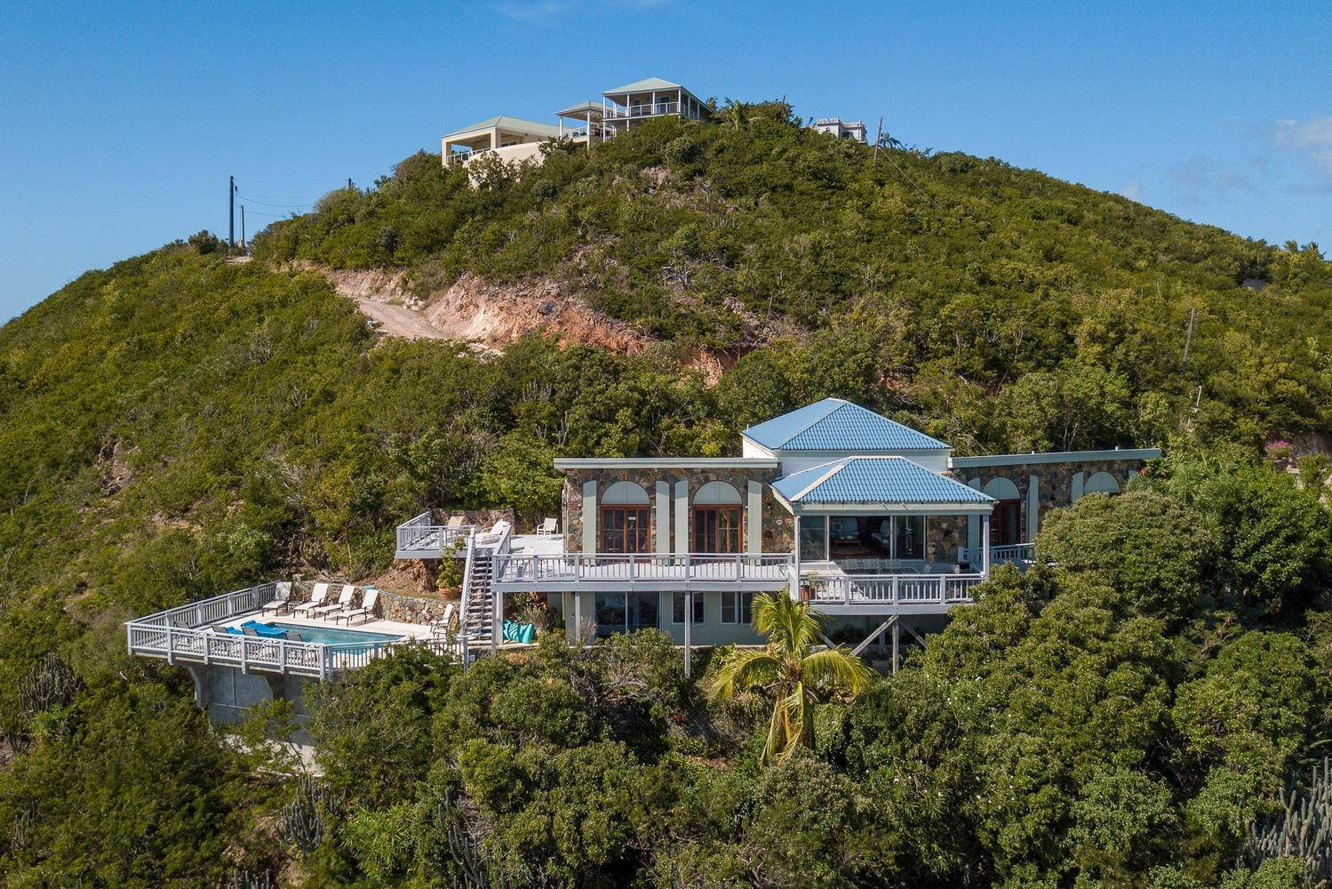 28. Single Family Home per Vendita alle ore 473 Chocolate Hole Cruz Bay St John, Virgin Islands,00830 Isole Vergini Americane