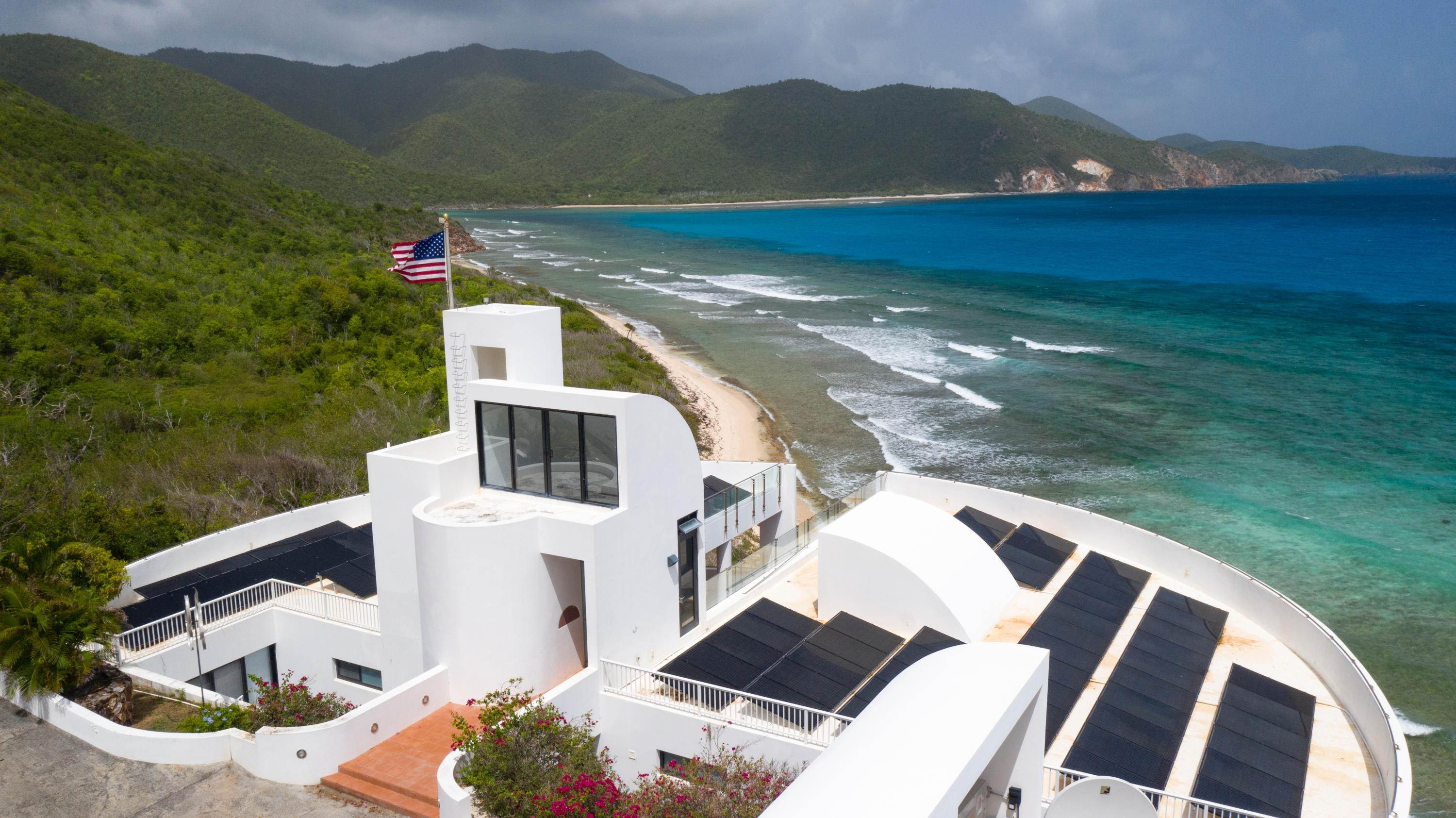 18. Single Family Home for Sale at 122 Fish Bay Reef Bay St John, Virgin Islands,00830 United States Virgin Islands