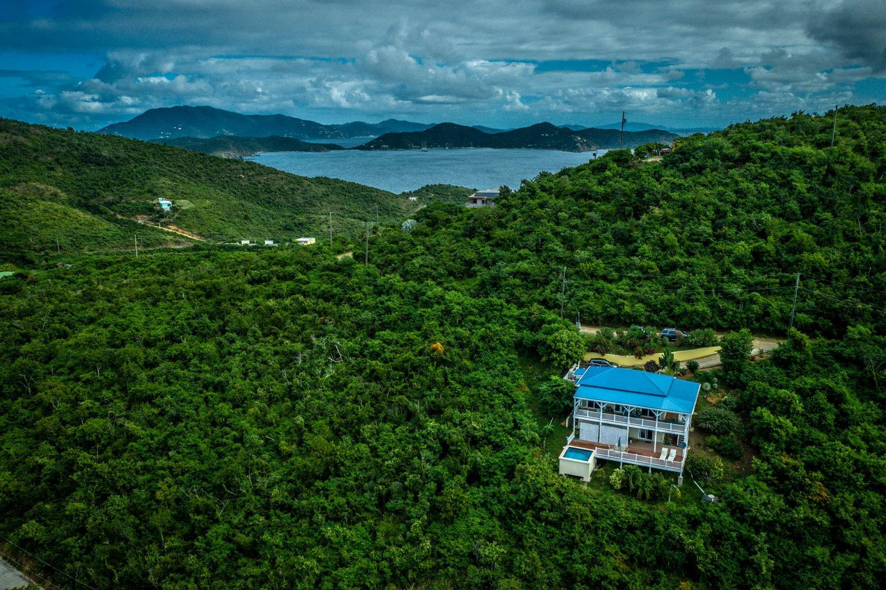 2. Single Family Home 為 出售 在 8 Concordia Coral Bay St John, Virgin Islands,00830 美屬維爾京群島