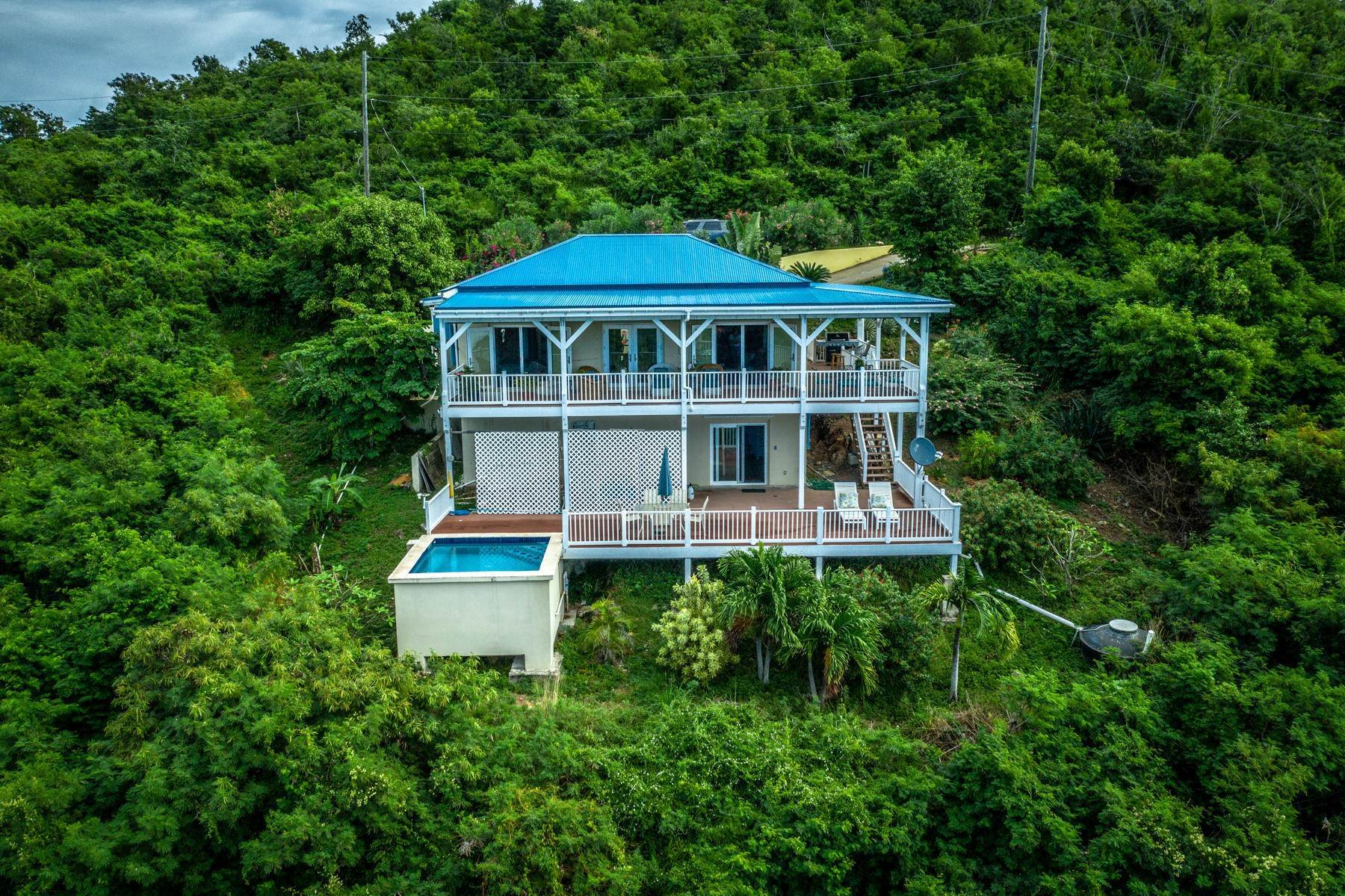 3. Single Family Home 為 出售 在 8 Concordia Coral Bay St John, Virgin Islands,00830 美屬維爾京群島