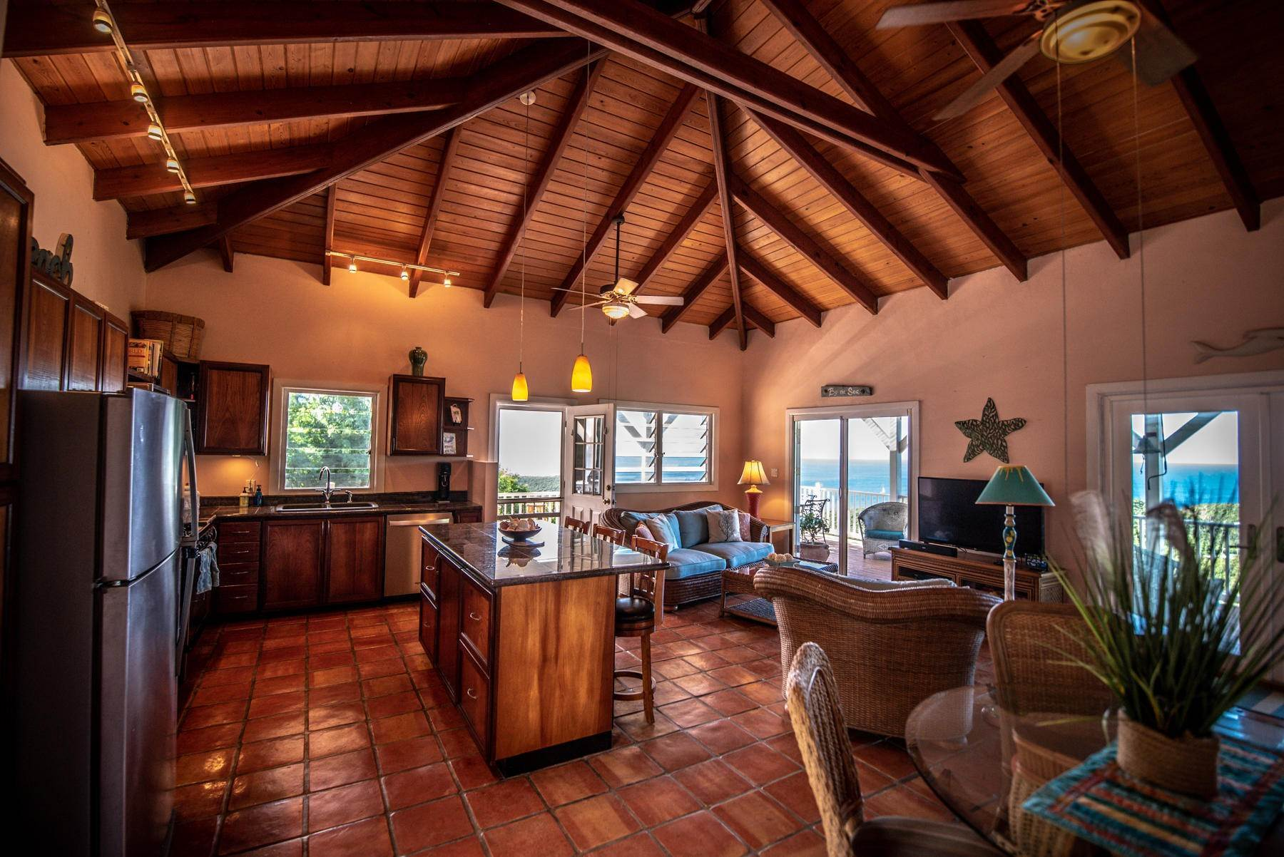 5. Single Family Home 為 出售 在 8 Concordia Coral Bay St John, Virgin Islands,00830 美屬維爾京群島