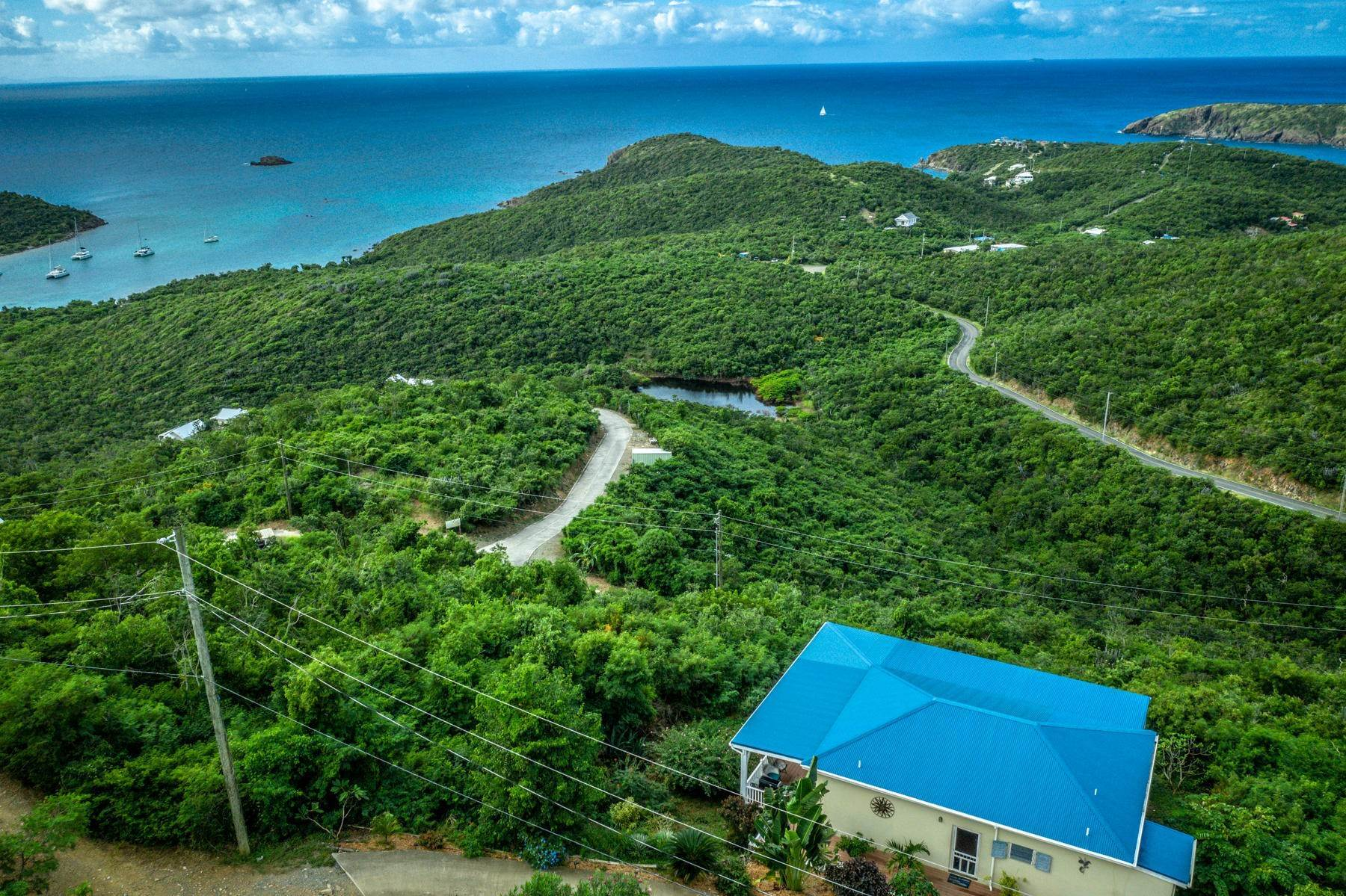 34. Single Family Home 為 出售 在 8 Concordia Coral Bay St John, Virgin Islands,00830 美屬維爾京群島