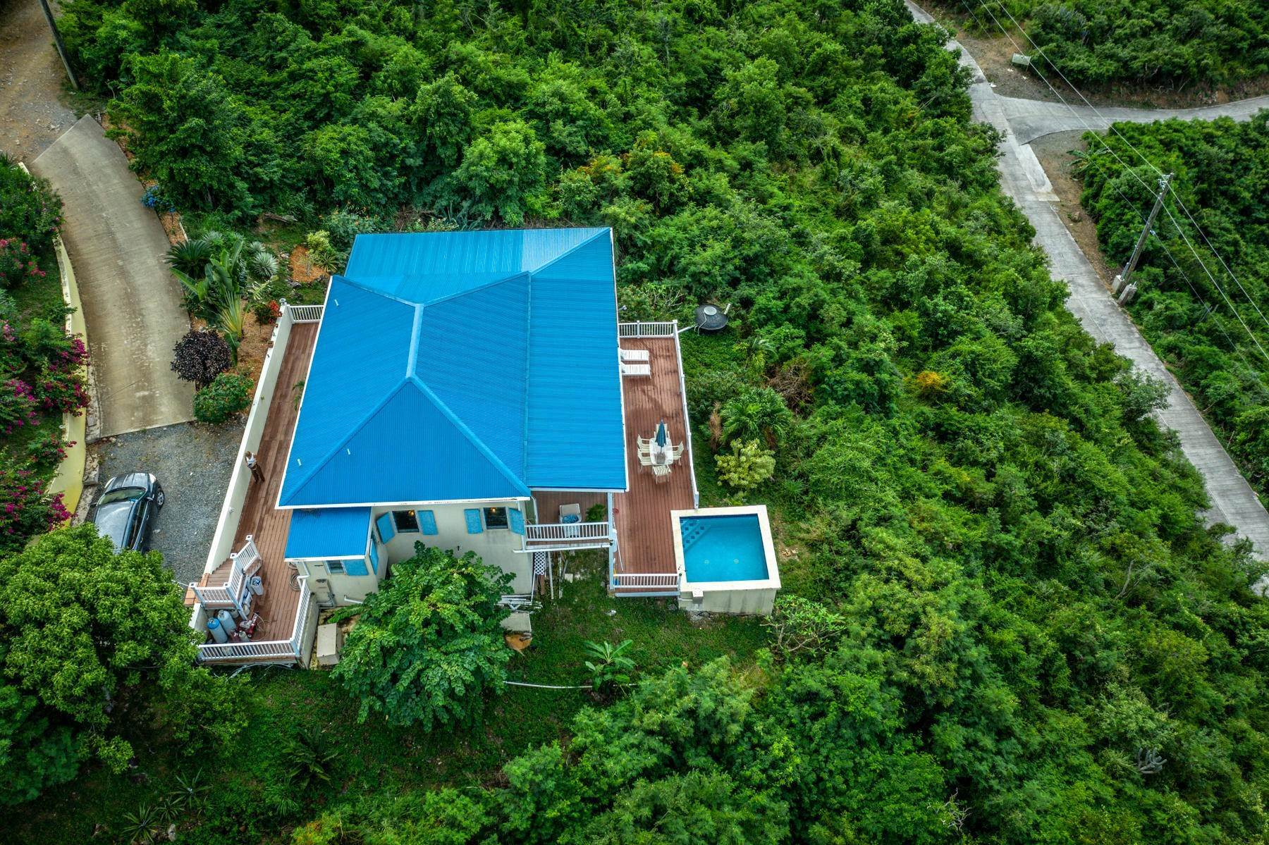 35. Single Family Home 為 出售 在 8 Concordia Coral Bay St John, Virgin Islands,00830 美屬維爾京群島