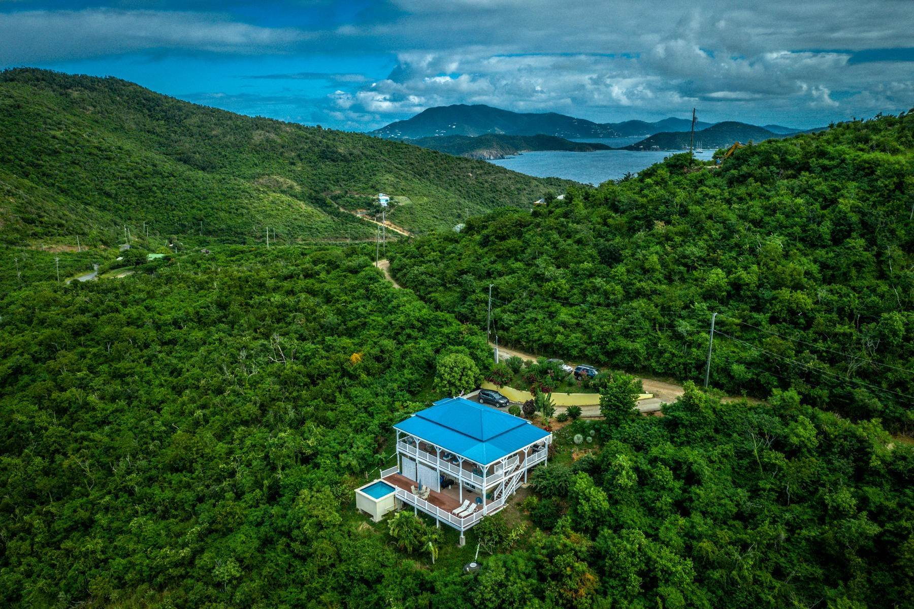 39. Single Family Home 為 出售 在 8 Concordia Coral Bay St John, Virgin Islands,00830 美屬維爾京群島