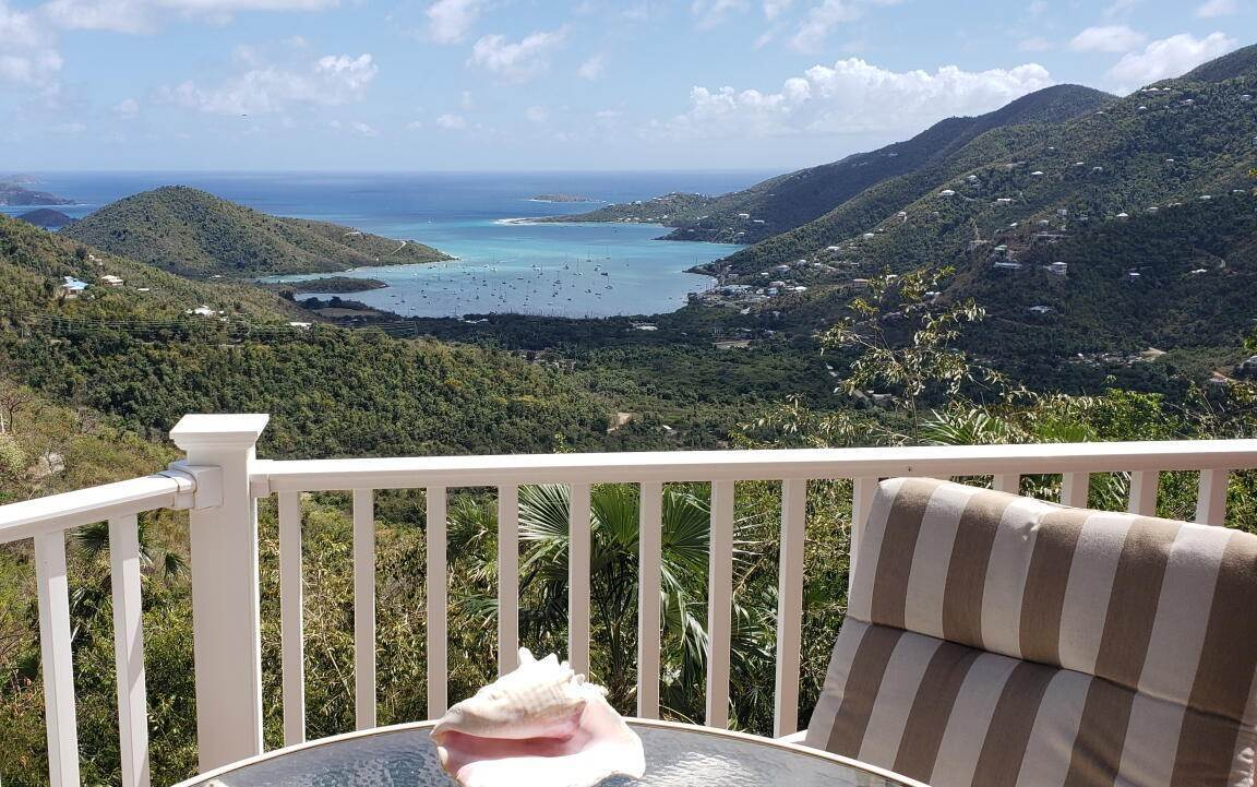 Single Family Home pour l à vendre à 6-3-127 Carolina Coral Bay St John, Virgin Islands,00830 Isles Vierges Américaines