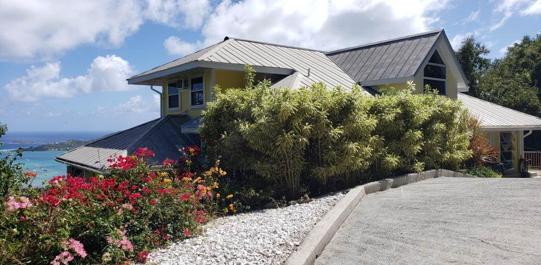2. Single Family Home pour l à vendre à 6-3-127 Carolina Coral Bay St John, Virgin Islands,00830 Isles Vierges Américaines