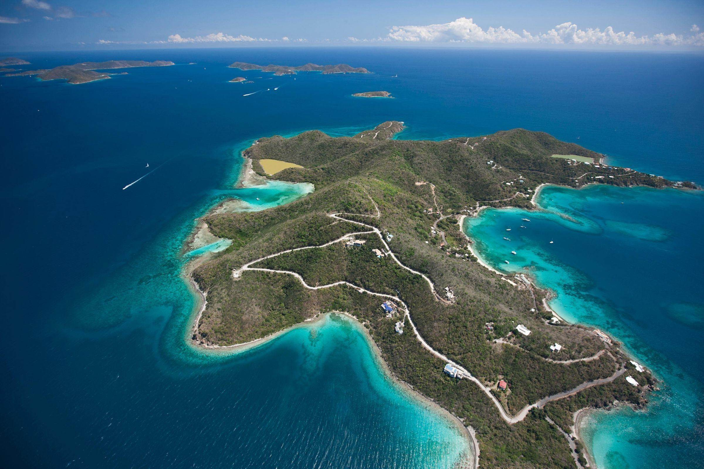 Terra / Lotto per Vendita alle ore Consol 8-1 Saba Bay East End St John, Virgin Islands,00830 Isole Vergini Americane