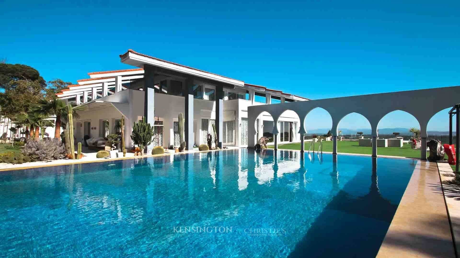 Villa/Townhouse for Sale at Villa Rmilat Tanger, Tanger,90000 Morocco