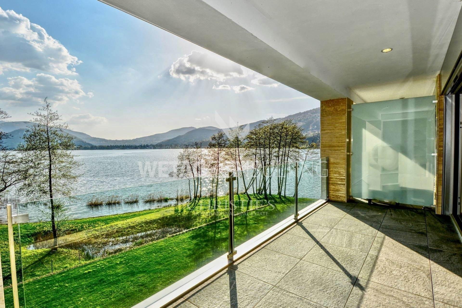 Residence/Apartment for Sale at Apartment for sale in Muzzano with wonderful Lake Lugano view Muzzano, Ticino,6933 Switzerland