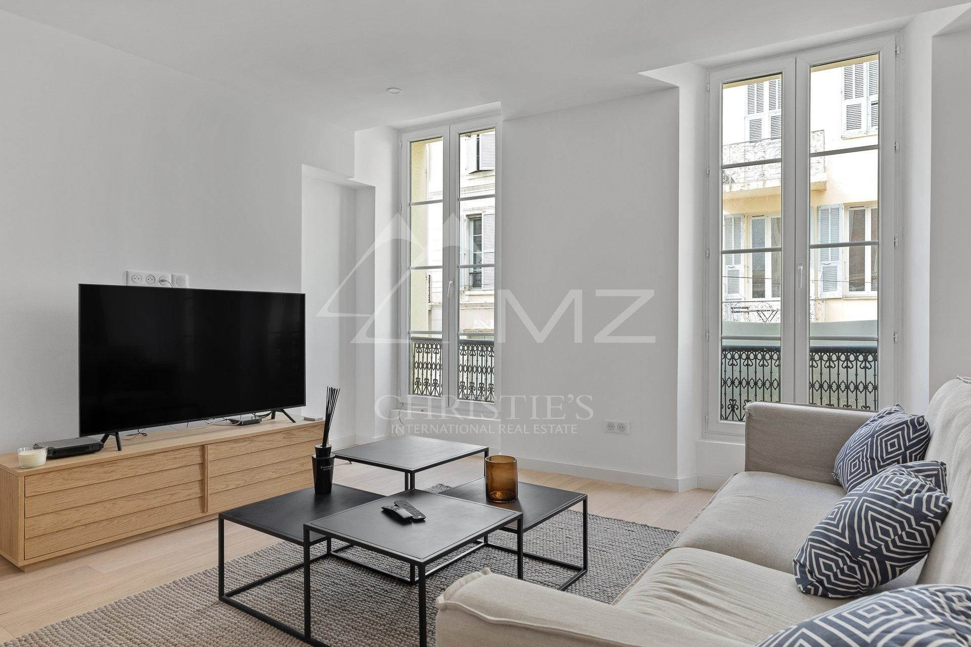4. 公寓 為 出售 在 Cannes Center - Beautiful completely renovated apartment Cannes, 海濱阿爾卑斯省,06400 法國