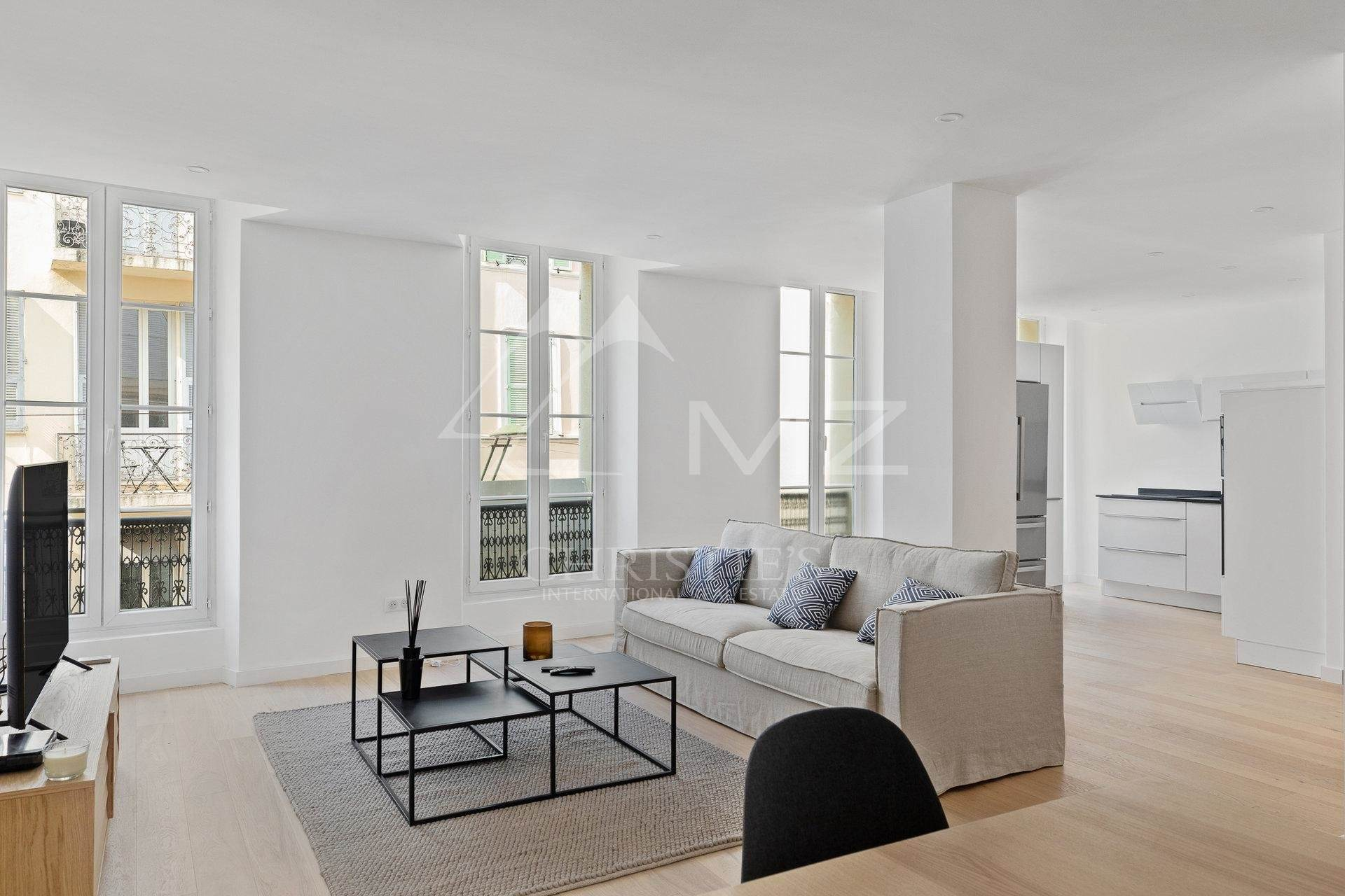 2. 公寓 為 出售 在 Cannes Center - Beautiful completely renovated apartment Cannes, 海濱阿爾卑斯省,06400 法國