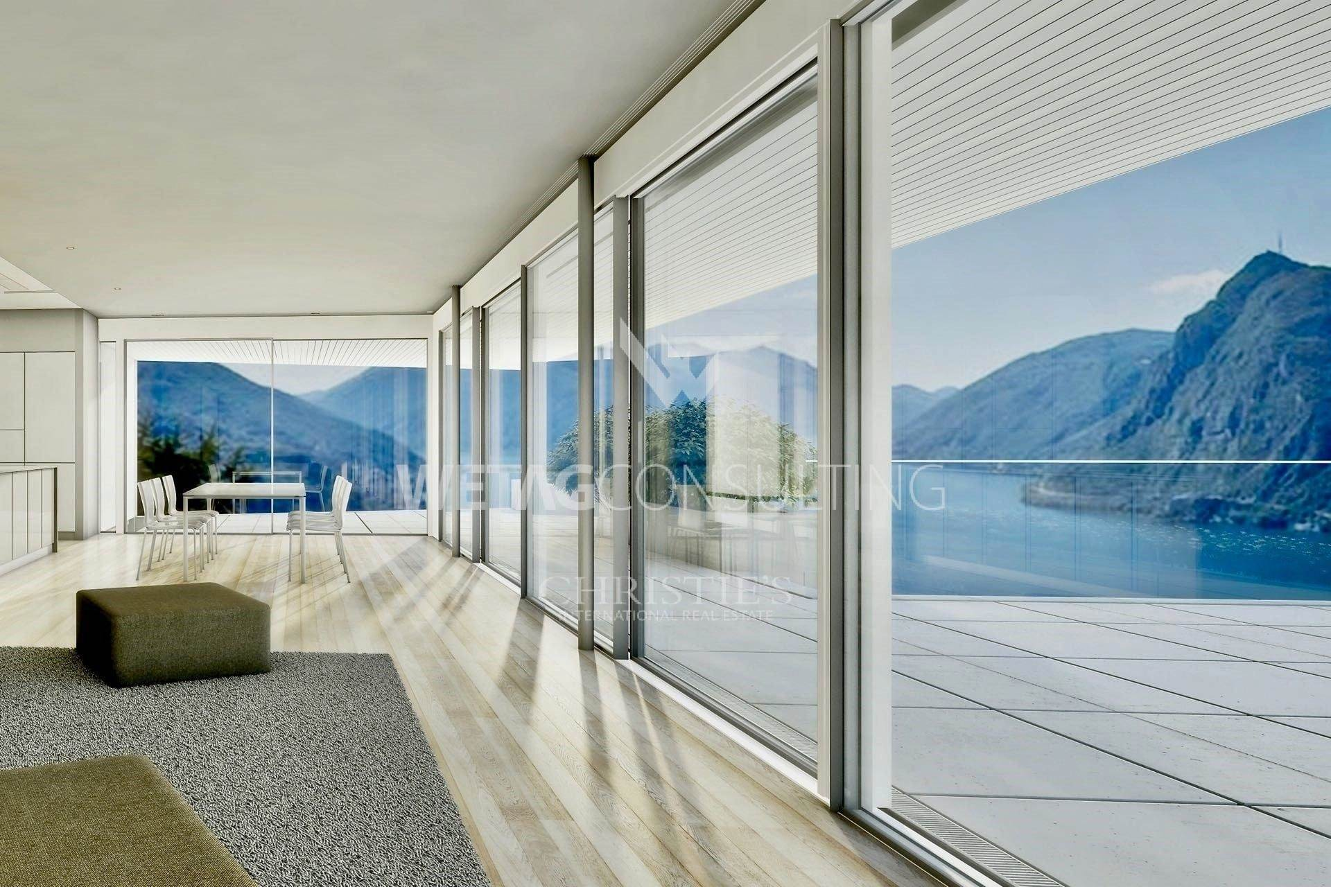 公寓 為 出售 在 Apartments in Aldesago with spectacular Lake Lugano view for sale Aldesago, 提契诺,6974 瑞士