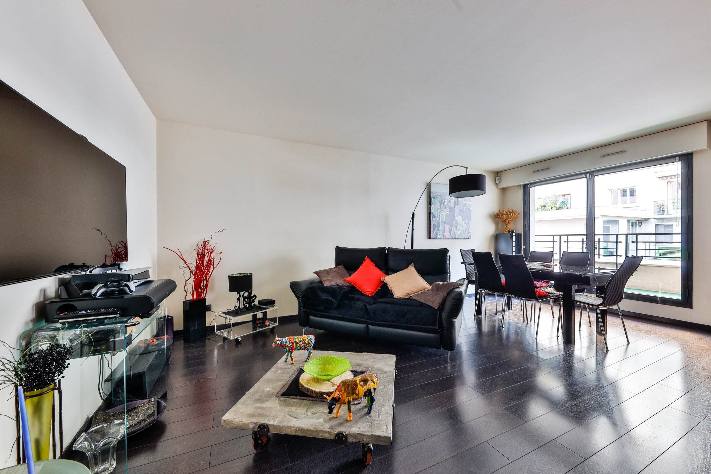 5. Apartamento por un Venta en Boulogne Centre – A peaceful family apartment Boulogne Billancourt, Ile-De-France,92100 Francia