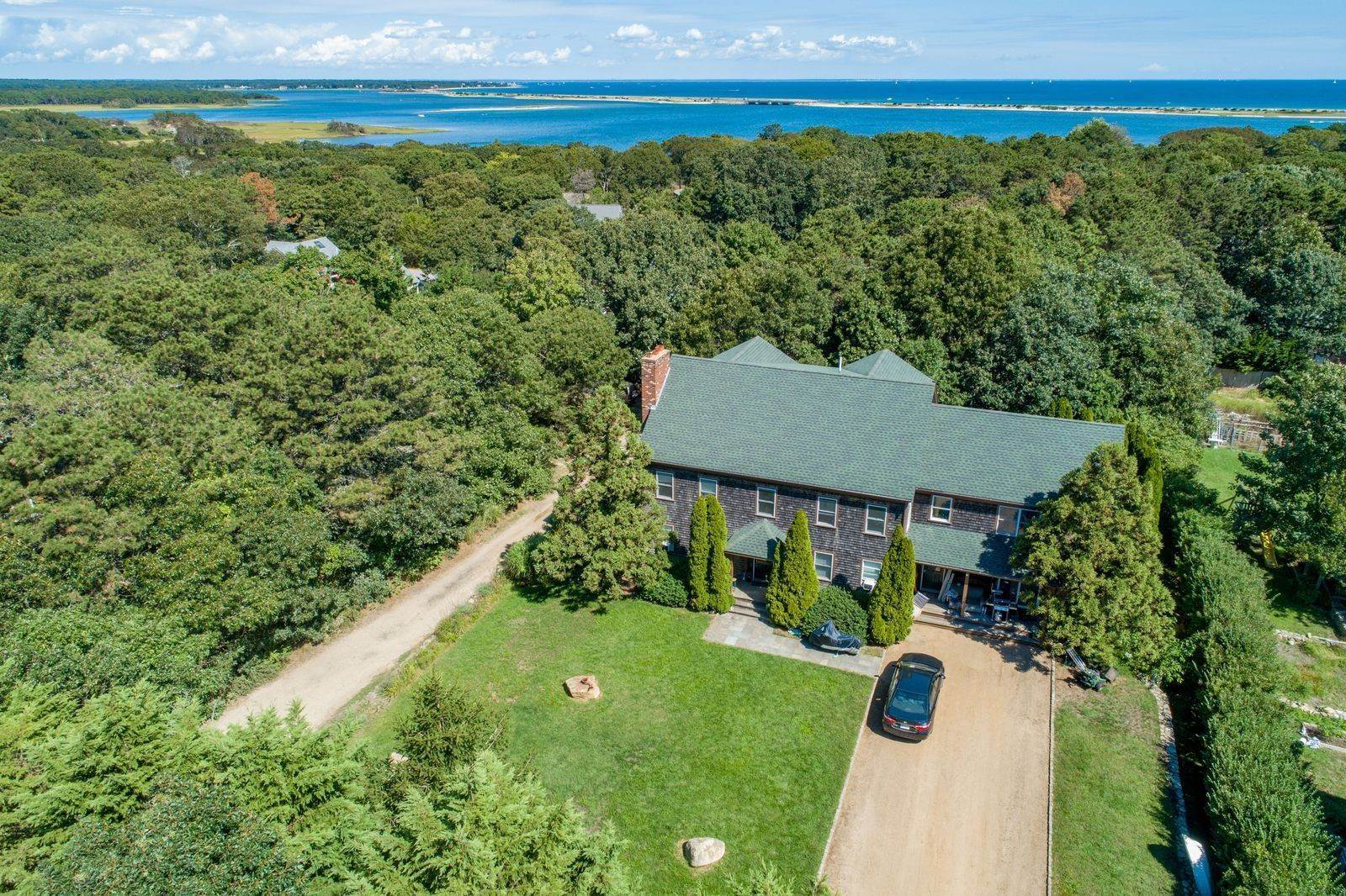 Single Family Home for Sale at 81 12th Street North, Edgartown, Massachusetts,02539 United States
