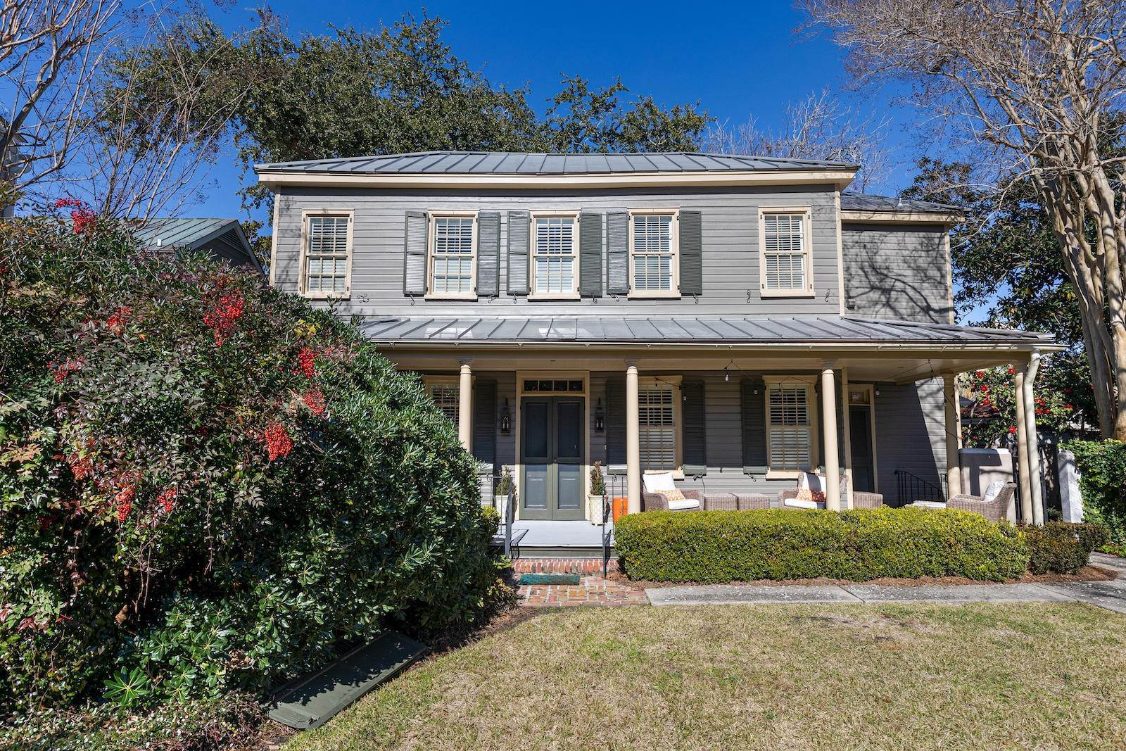 Single Family Home por un Venta en 125 1/2 Queen Street Charleston, Carolina del Sur,29401 Estados Unidos