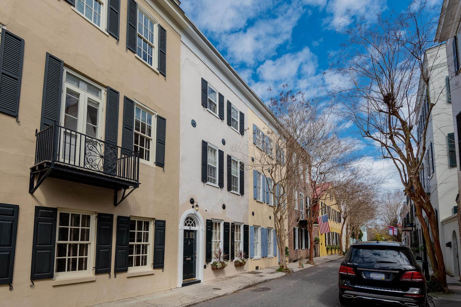 2. Villa/Townhouse for Sale at 16 Tradd Street Charleston, South Carolina,29401 United States