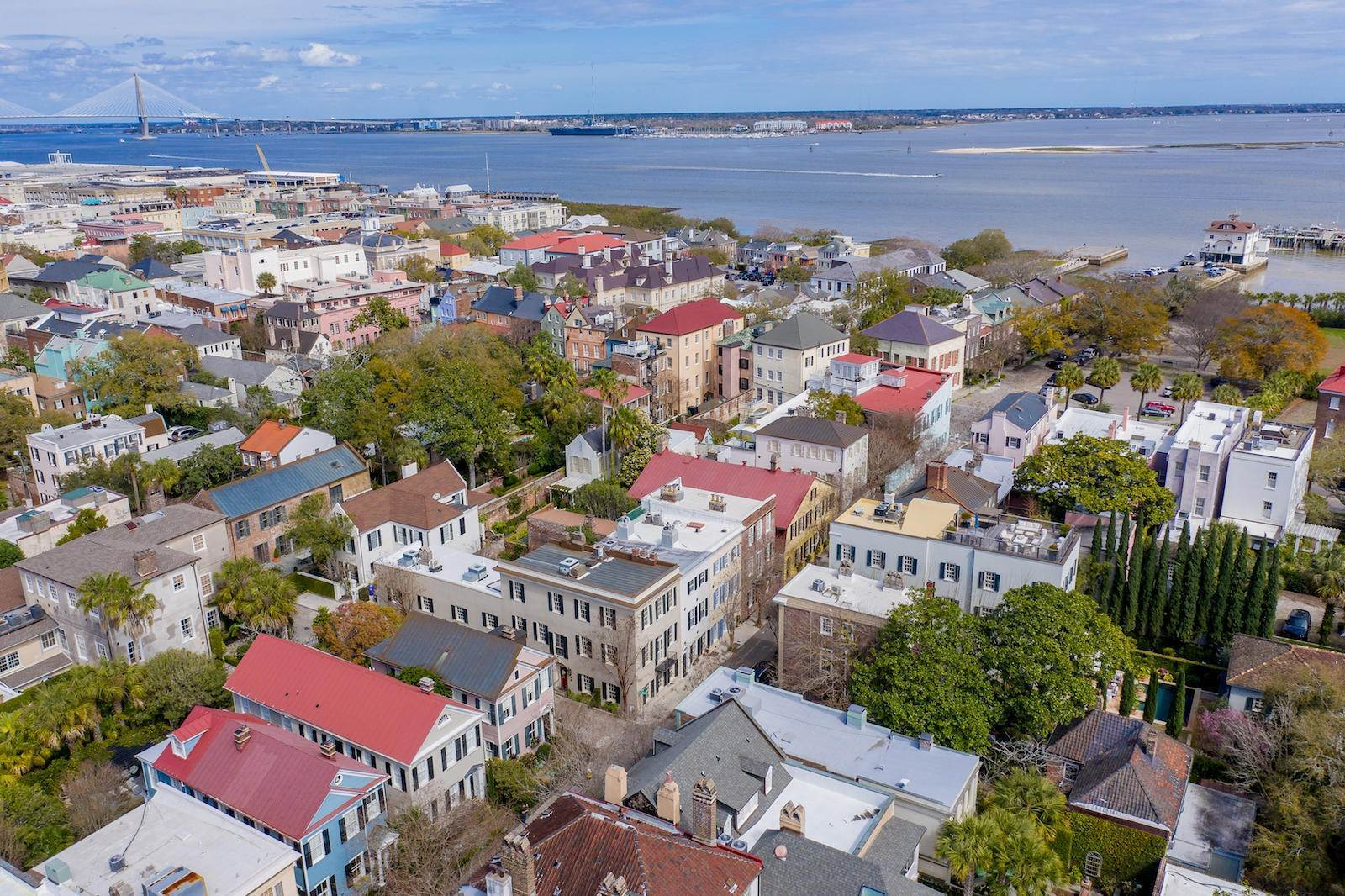 32. Villa/Townhouse for Sale at 16 Tradd Street Charleston, South Carolina,29401 United States