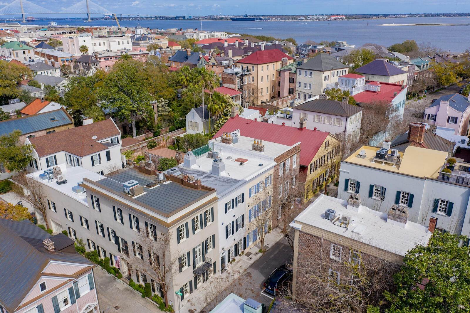 31. Villa/Townhouse for Sale at 16 Tradd Street Charleston, South Carolina,29401 United States