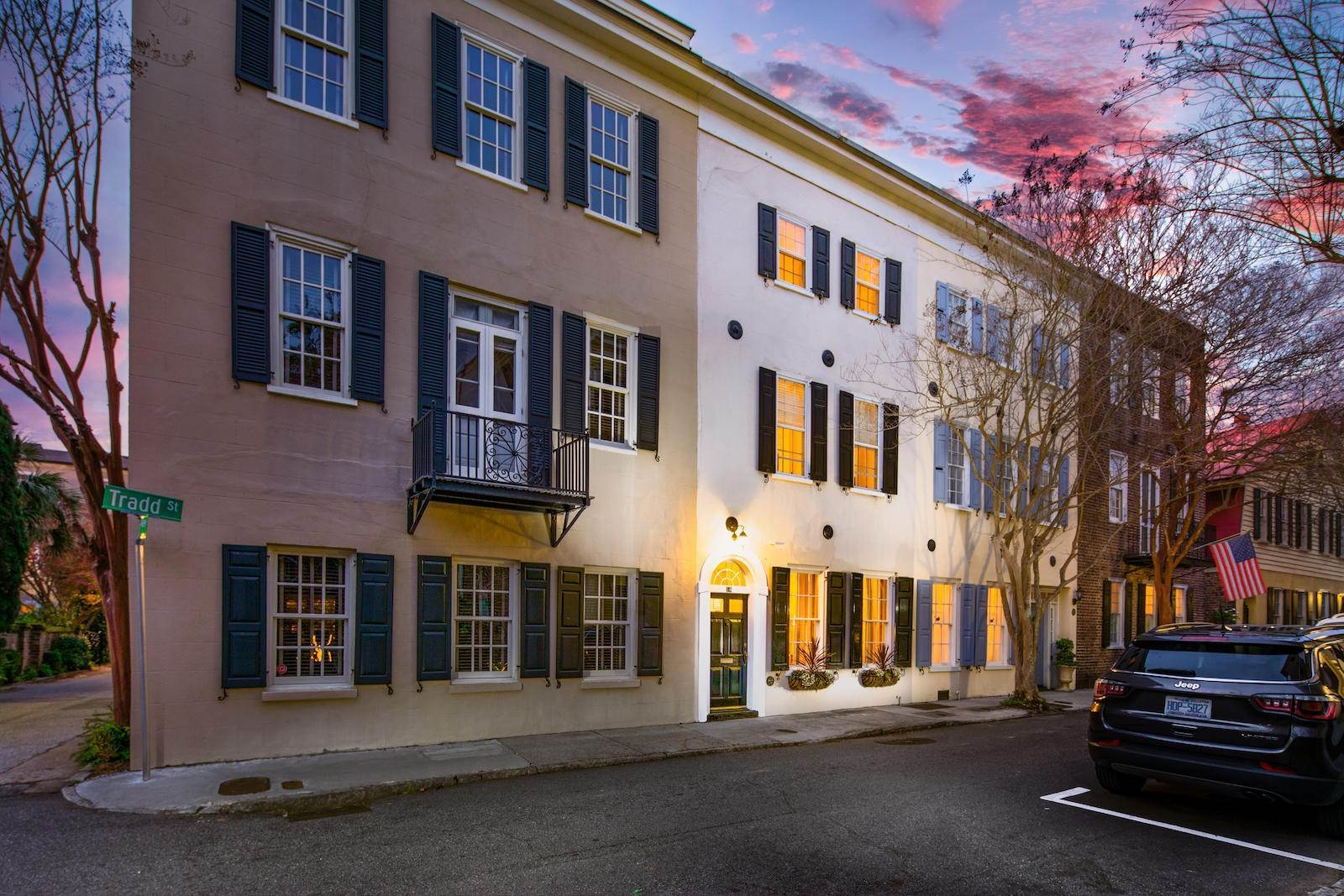 29. Villa/Townhouse for Sale at 16 Tradd Street Charleston, South Carolina,29401 United States
