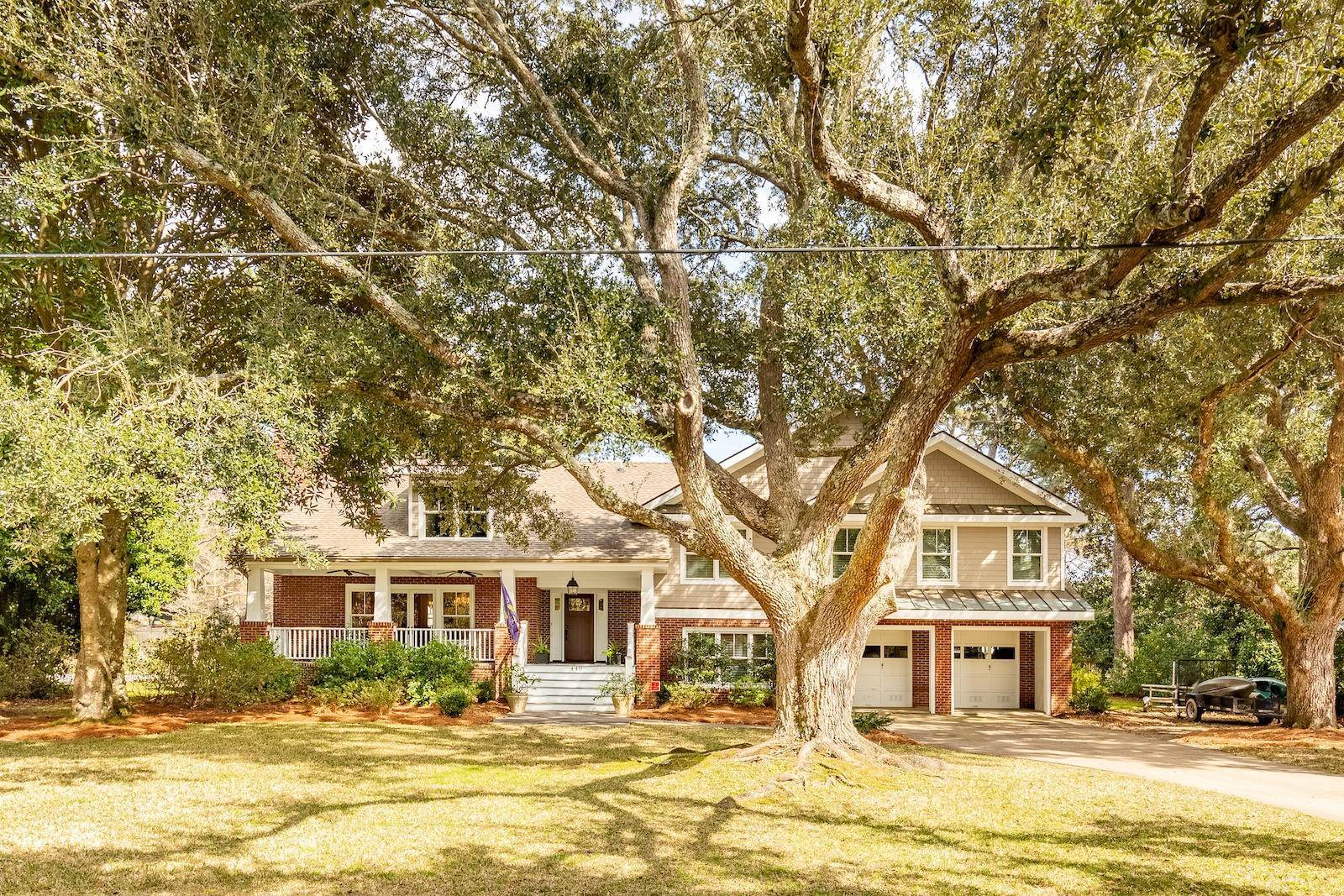 Single Family Home em 440 Greenbriar Lane Charleston, Carolina do Sul,29412 Estados Unidos