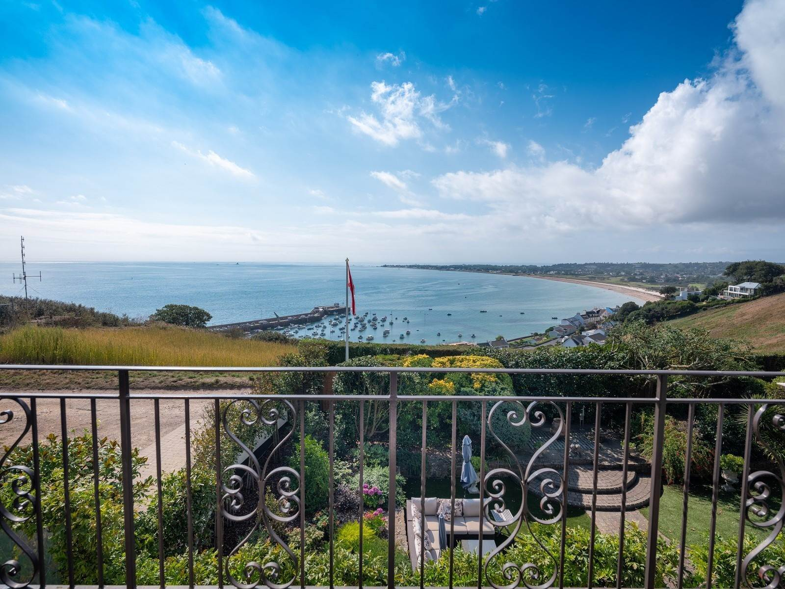 Single Family Home for Sale at Views to France and across the Royal Bay of Grouville! St Martin,JE3 6DX Jersey
