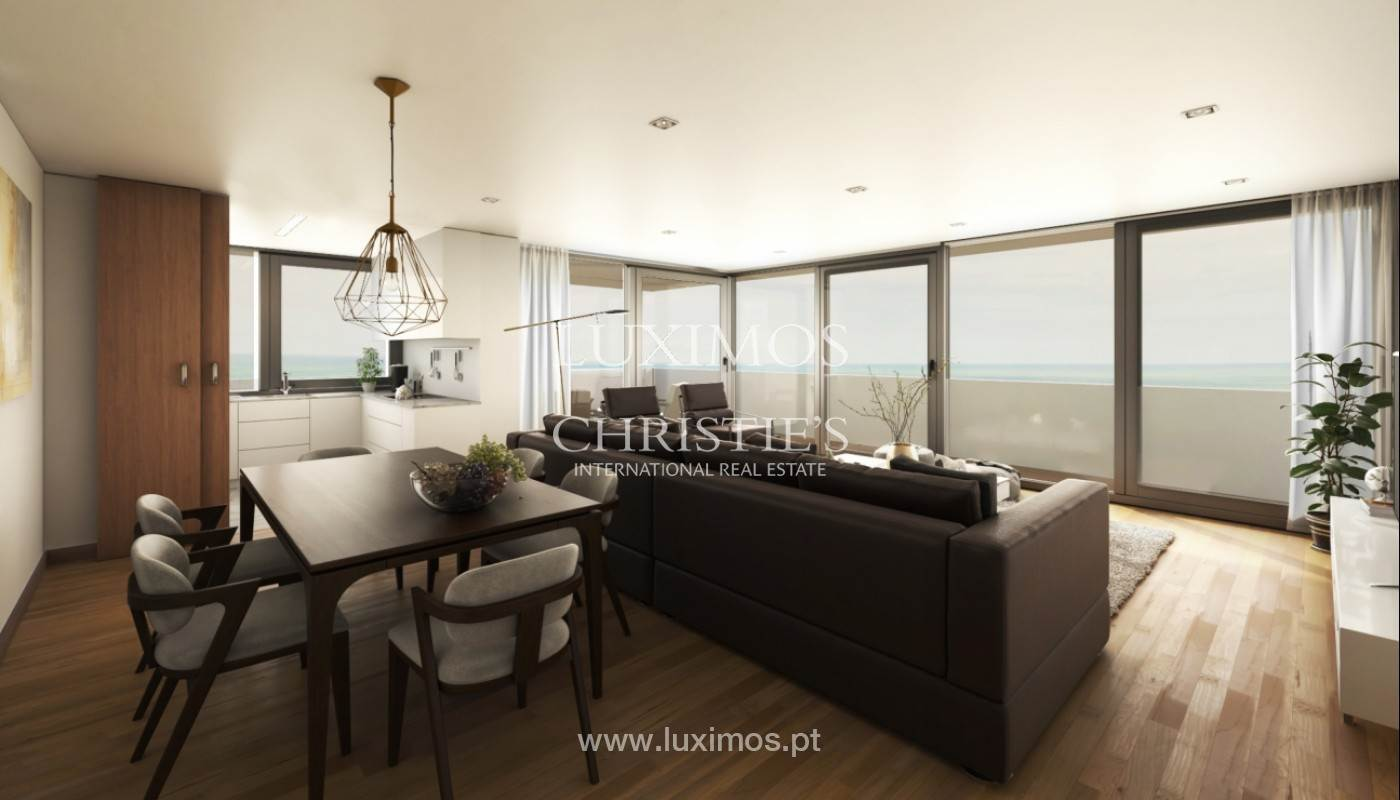 4. Residence/Apartment for Sale at Sale of new penthouse with sea view in Tavira, Algarve, Portugal Tavira, Algarve,8800-077 Portugal