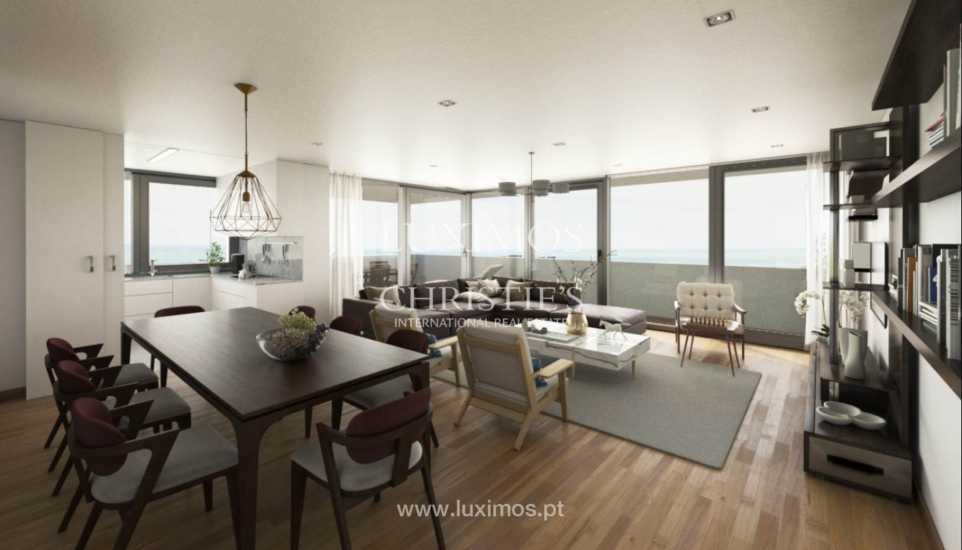 3. Residence/Apartment for Sale at Sale of new penthouse with sea view in Tavira, Algarve, Portugal Tavira, Algarve,8800-077 Portugal