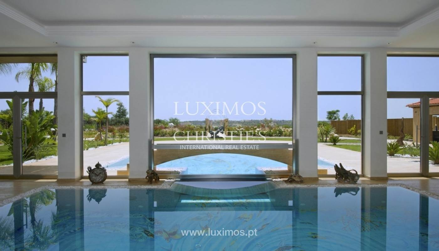 Villa/Townhouse for Sale at Luxury villa for sale, with pool and tennis, Silves, Algarve, Portugal Silves, Algarve,8300-054 Portugal
