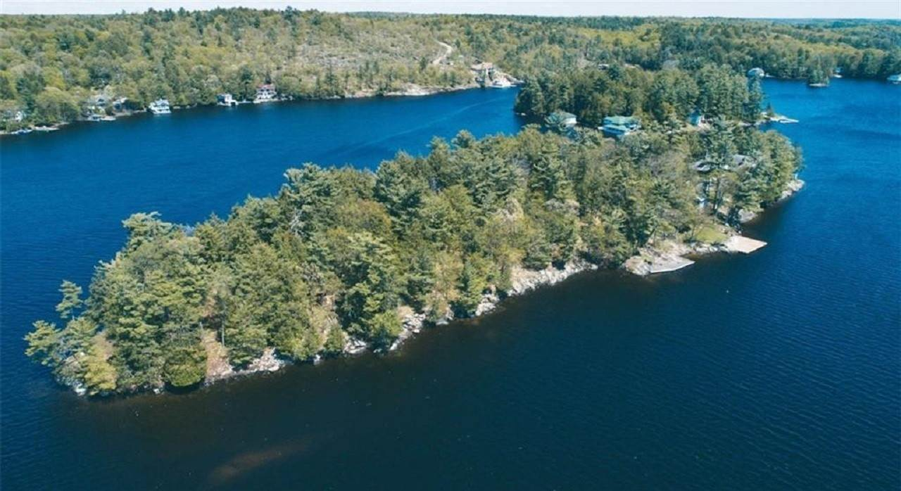 Private Island for Sale at 1 Marco ISLAND,Muskoka Lakes 1 Marco ISLAND Muskoka, Ontario,P0B1E0 Canada