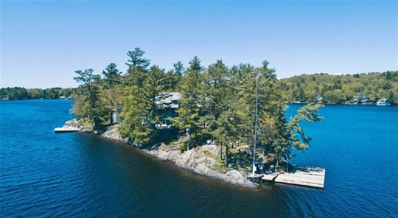 43. Private Island for Sale at 1 Marco ISLAND,Muskoka Lakes 1 Marco ISLAND Muskoka, Ontario,P0B1E0 Canada