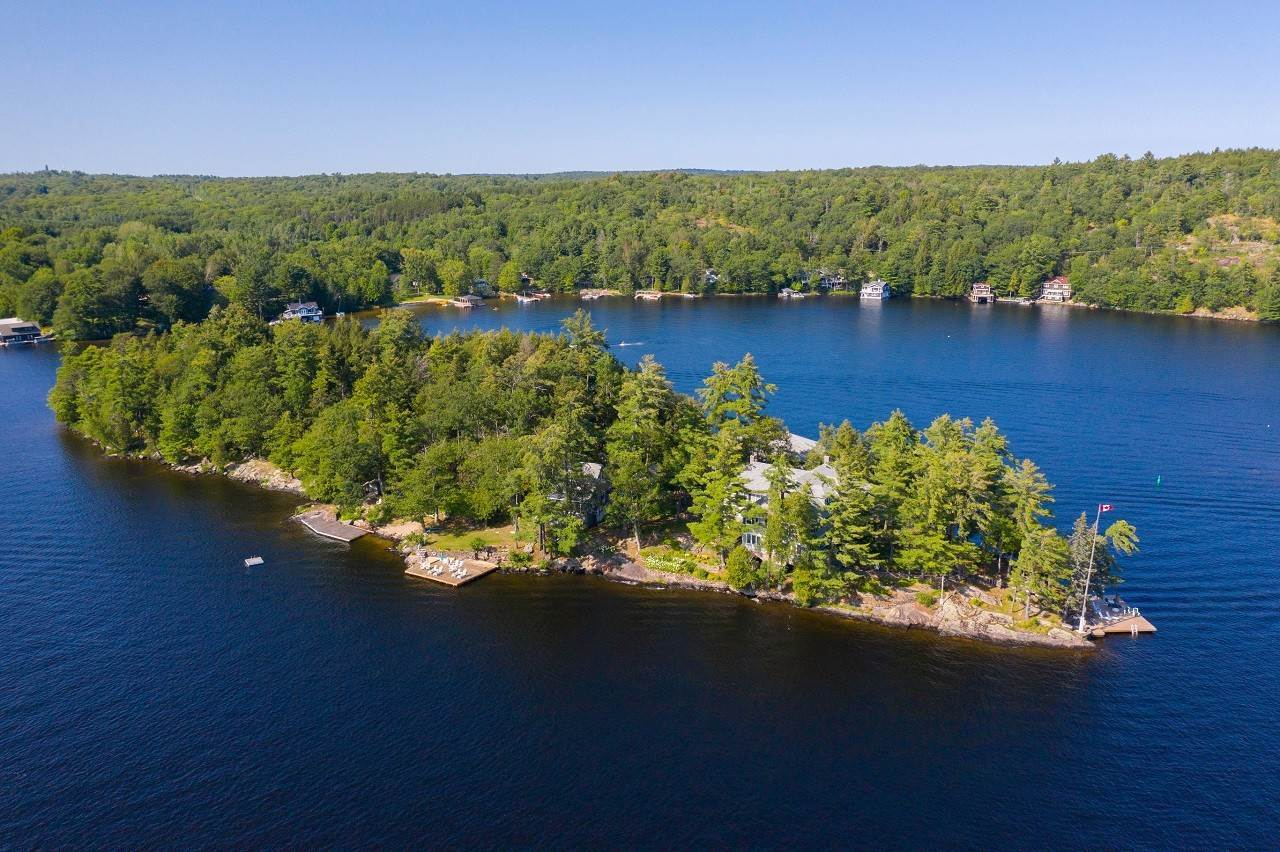 41. Private Island for Sale at 1 Marco ISLAND,Muskoka Lakes 1 Marco ISLAND Muskoka, Ontario,P0B1E0 Canada