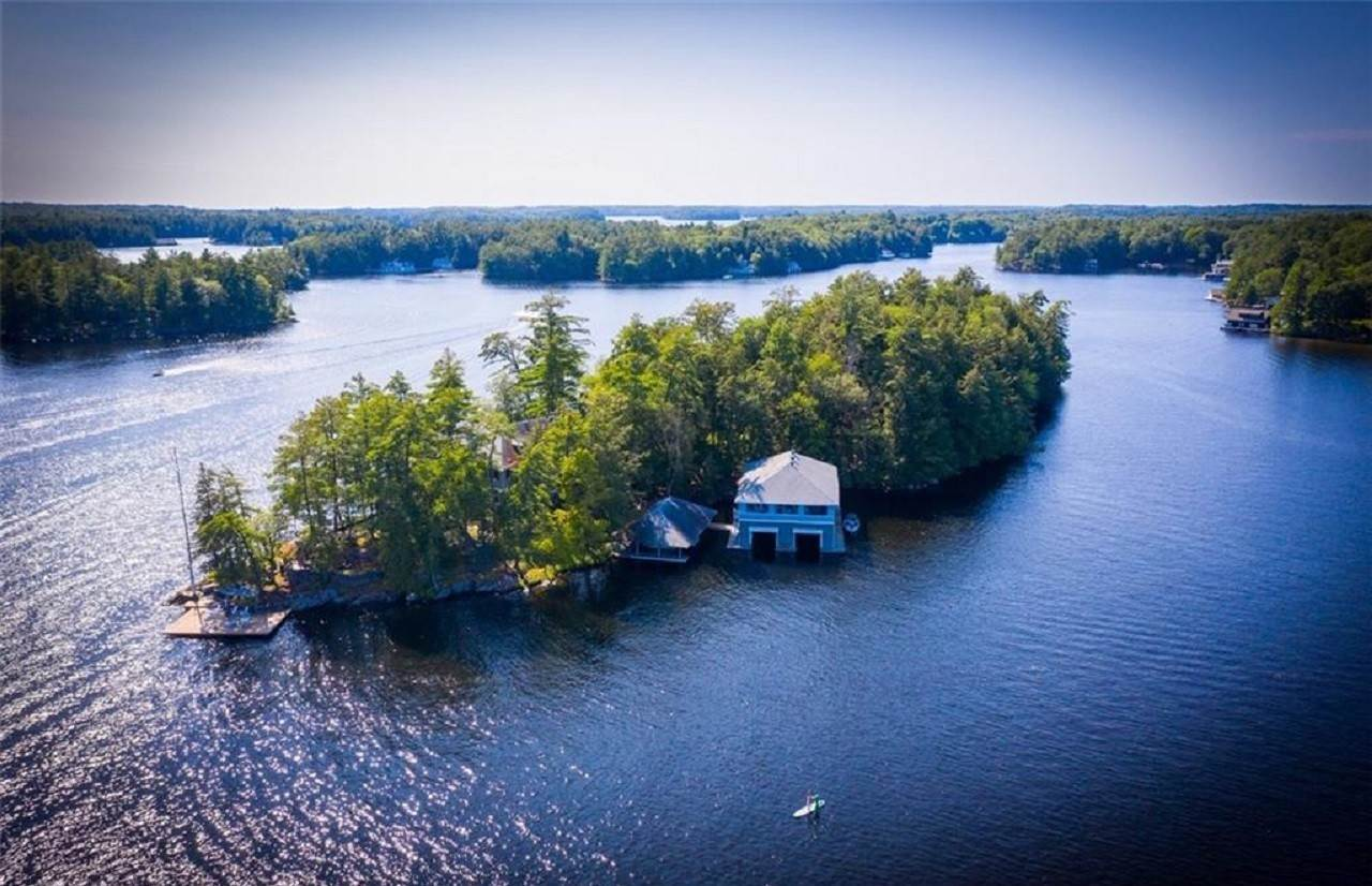 2. Private Island for Sale at 1 Marco ISLAND,Muskoka Lakes 1 Marco ISLAND Muskoka, Ontario,P0B1E0 Canada