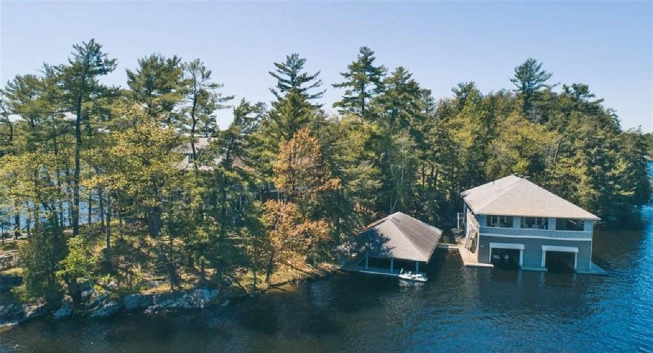 39. Private Island for Sale at 1 Marco ISLAND,Muskoka Lakes 1 Marco ISLAND Muskoka, Ontario,P0B1E0 Canada