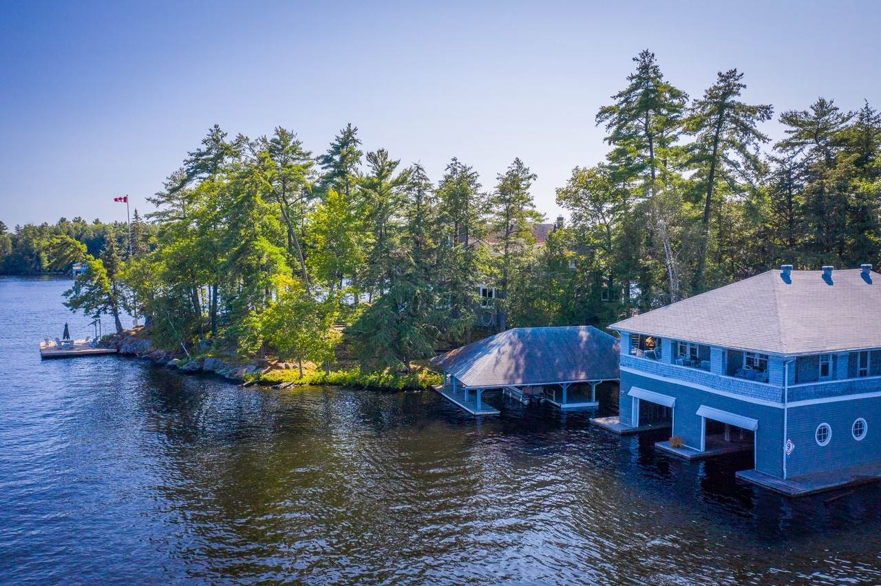 4. Private Island for Sale at 1 Marco ISLAND,Muskoka Lakes 1 Marco ISLAND Muskoka, Ontario,P0B1E0 Canada
