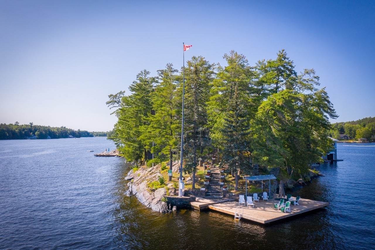 42. Private Island for Sale at 1 Marco ISLAND,Muskoka Lakes 1 Marco ISLAND Muskoka, Ontario,P0B1E0 Canada
