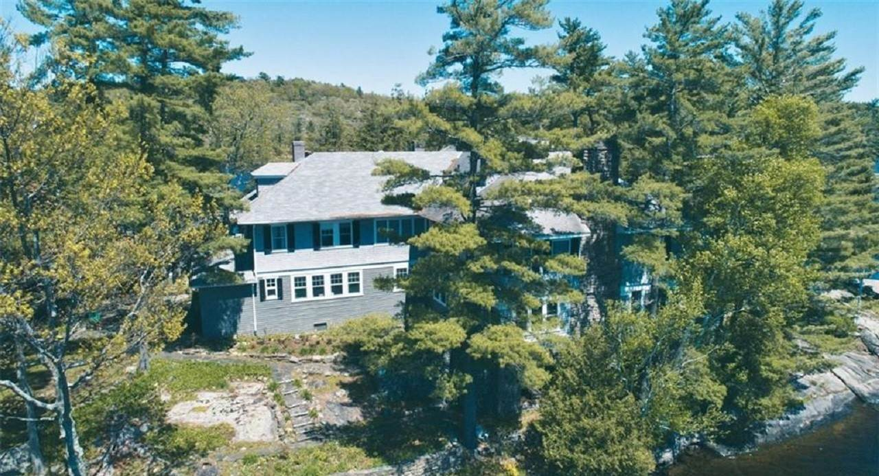 38. Private Island for Sale at 1 Marco ISLAND,Muskoka Lakes 1 Marco ISLAND Muskoka, Ontario,P0B1E0 Canada