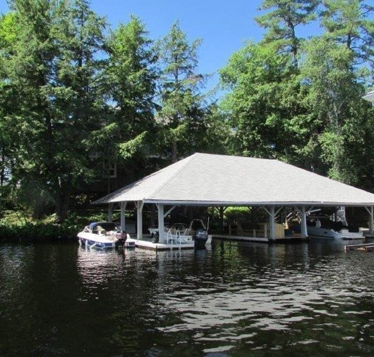 40. Private Island for Sale at 1 Marco ISLAND,Muskoka Lakes 1 Marco ISLAND Muskoka, Ontario,P0B1E0 Canada